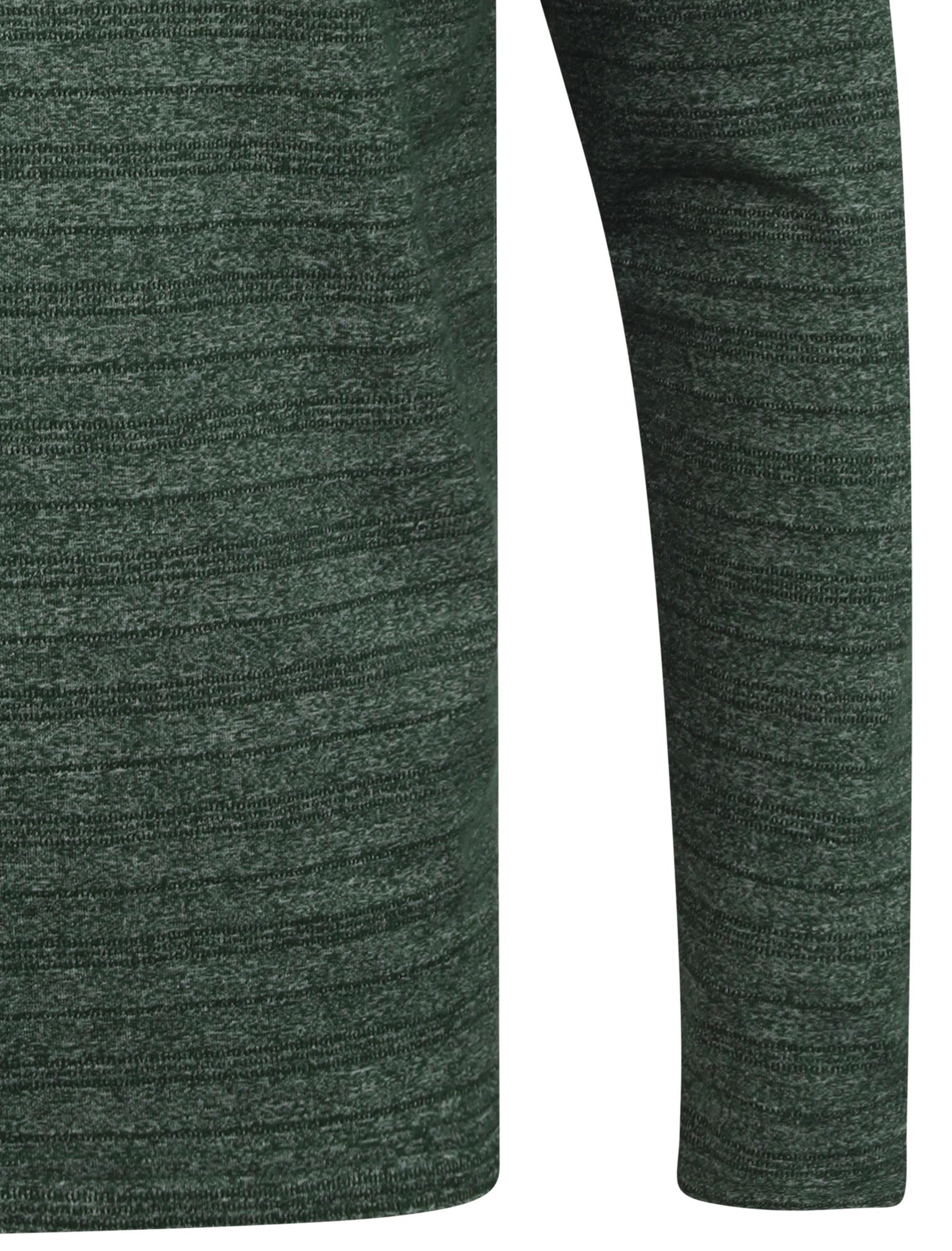 Tokyo-Laundry-Men-Hoaden-Crew-Neck-Long-Sleeve-T-Shirt-Top-Henley-Grandad-Collar thumbnail 15