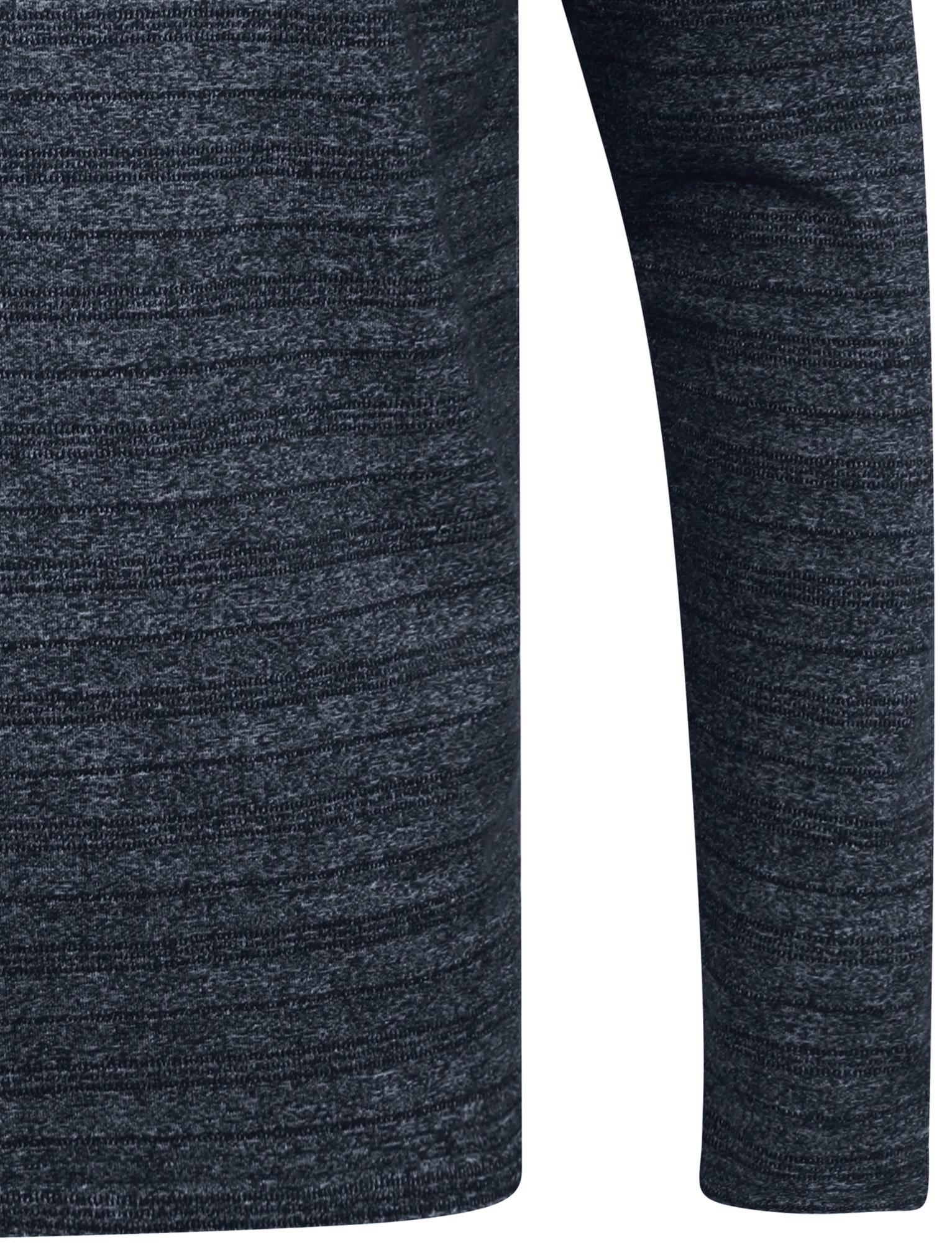 Tokyo-Laundry-Men-Hoaden-Crew-Neck-Long-Sleeve-T-Shirt-Top-Henley-Grandad-Collar thumbnail 5