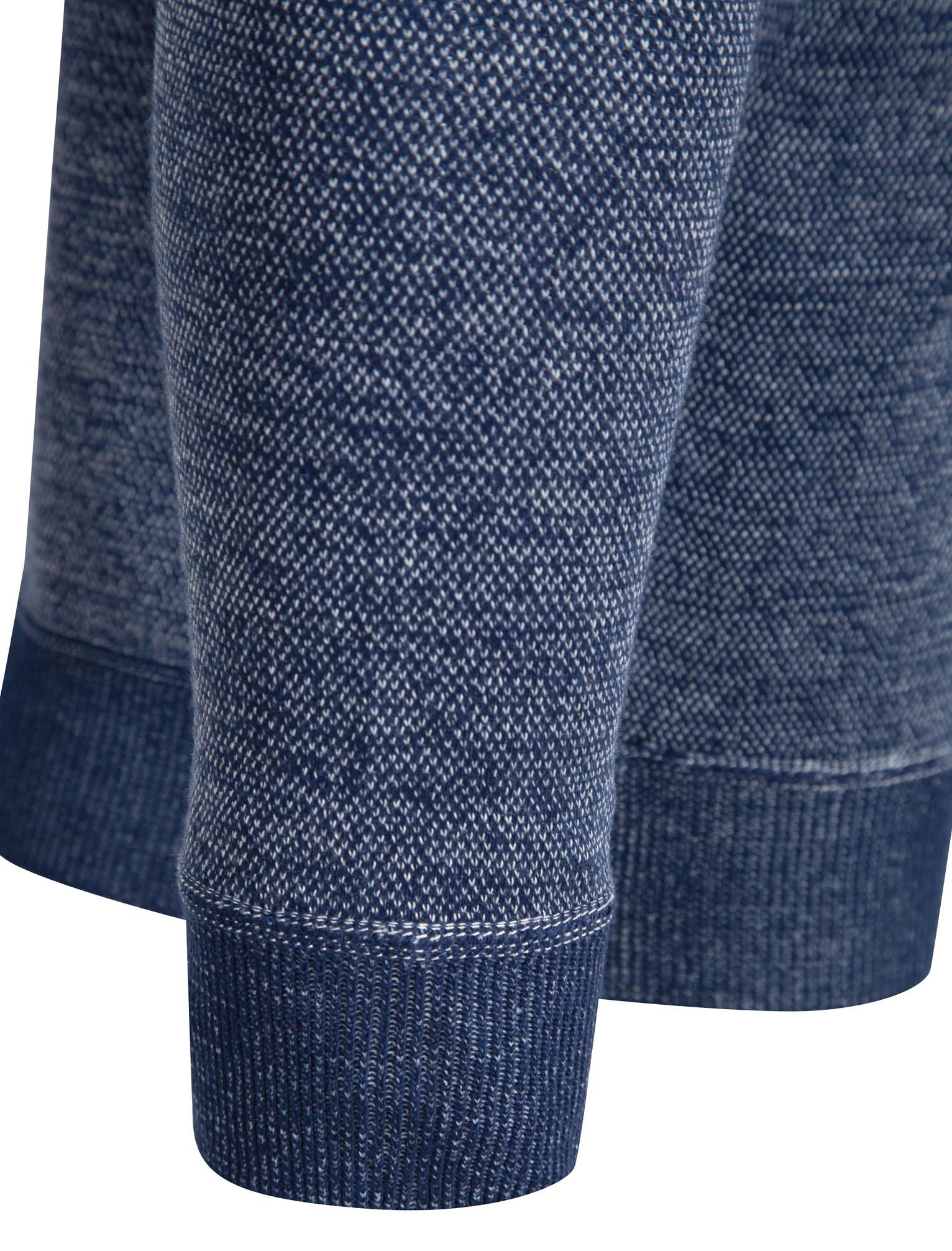 Kensington-Eastside-Men-039-s-Knitted-Crew-or-V-Neck-Jumper-Sweater-Top-Pullover thumbnail 60