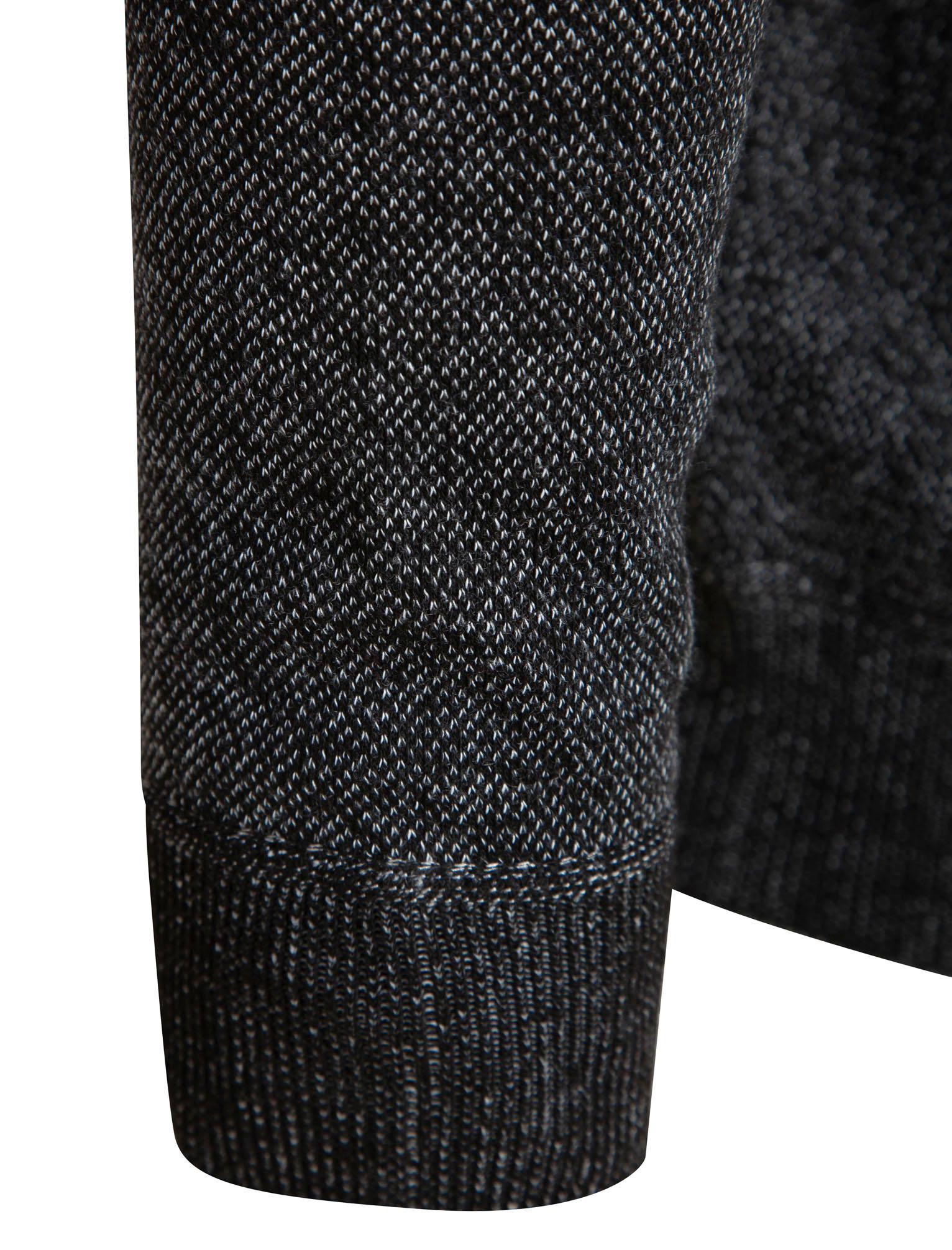 Kensington-Eastside-Men-039-s-Knitted-Crew-or-V-Neck-Jumper-Sweater-Top-Pullover thumbnail 57