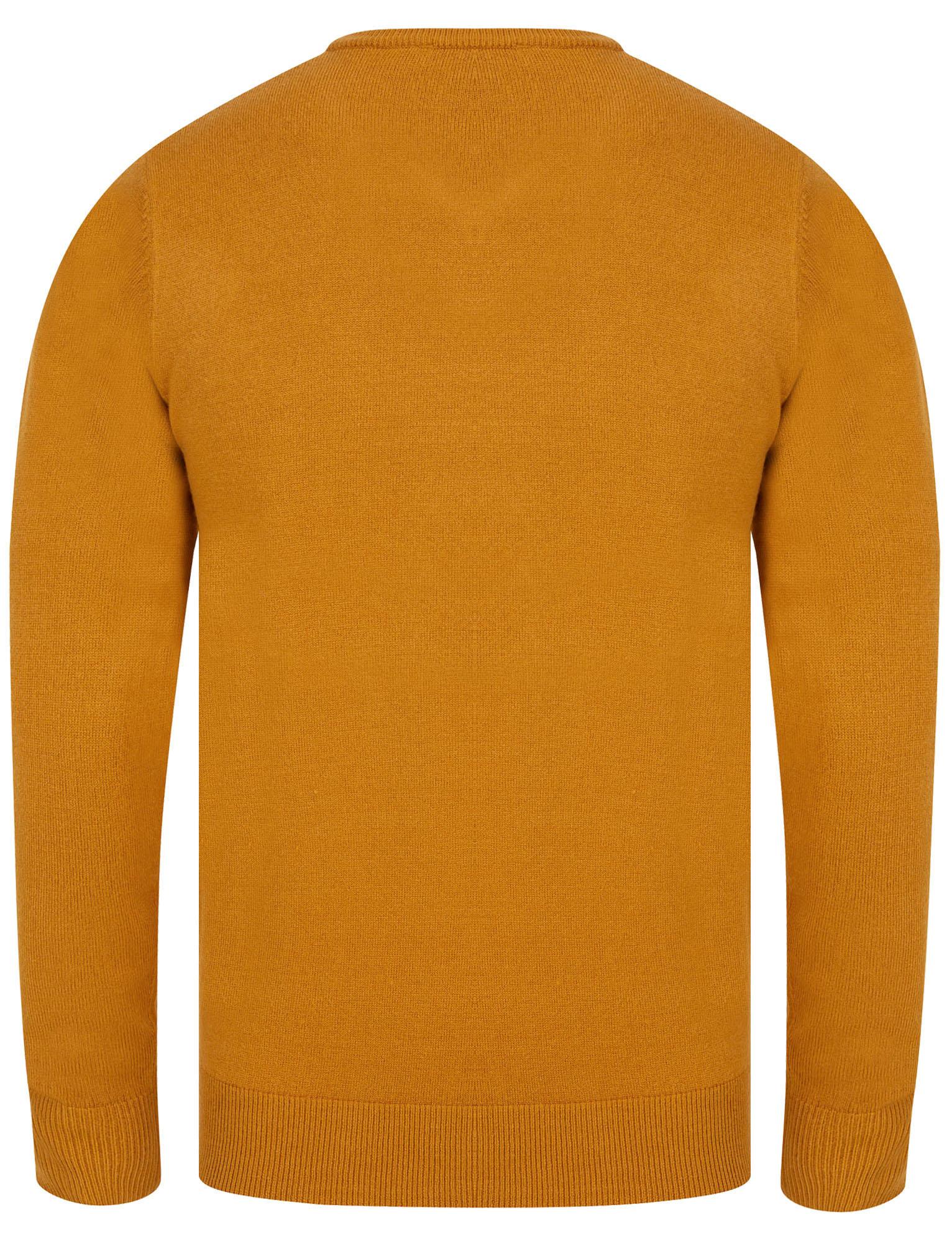 Kensington-Eastside-Men-039-s-Knitted-Crew-or-V-Neck-Jumper-Sweater-Top-Pullover thumbnail 104