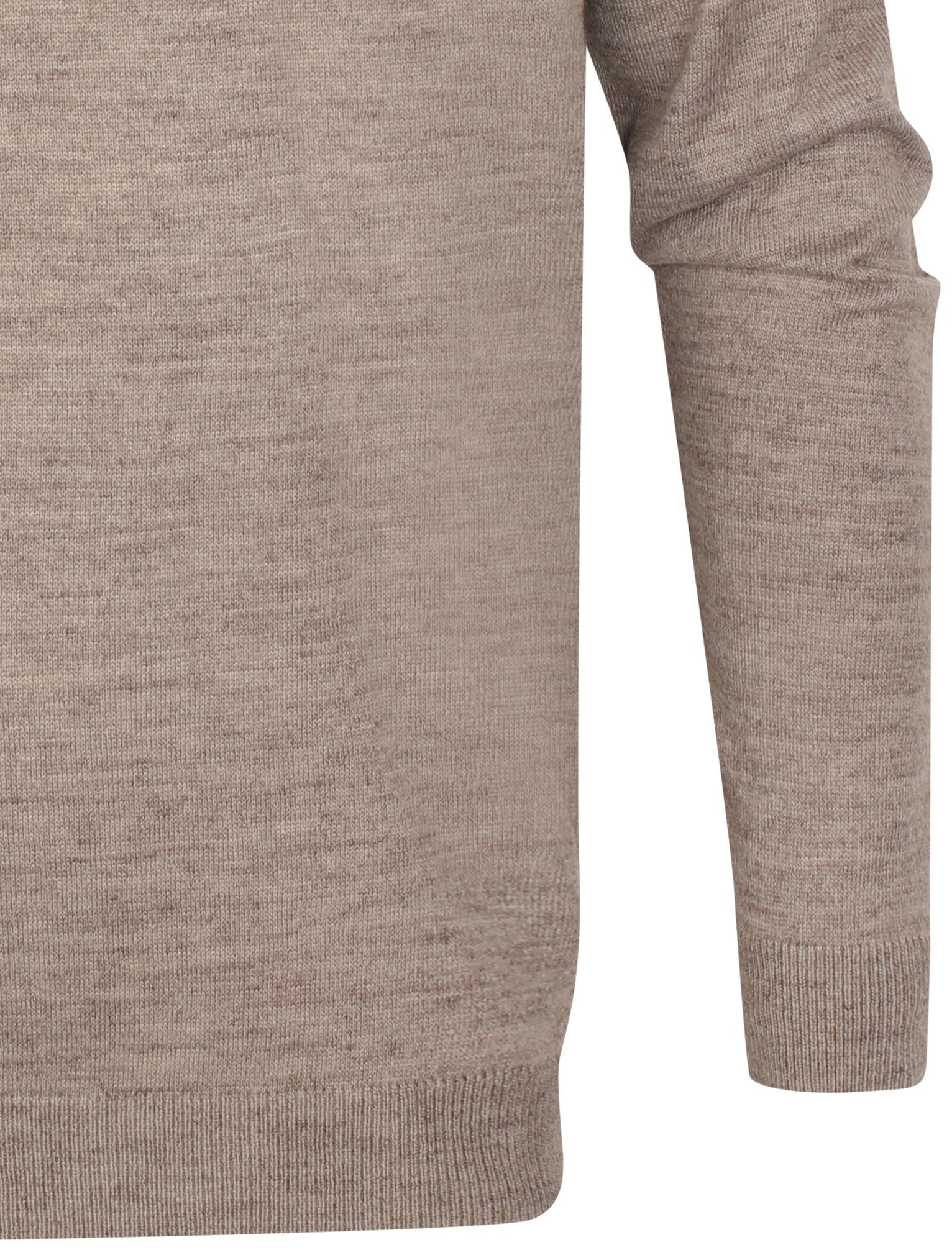Kensington-Eastside-Men-039-s-Knitted-Crew-or-V-Neck-Jumper-Sweater-Top-Pullover thumbnail 17
