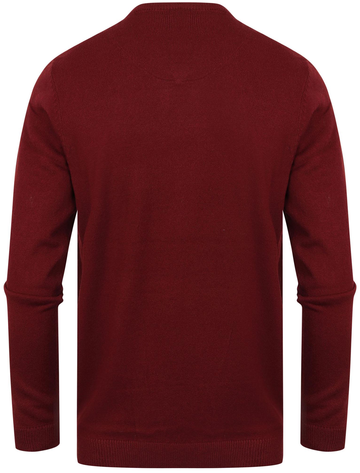 Kensington-Eastside-Men-039-s-Knitted-Crew-or-V-Neck-Jumper-Sweater-Top-Pullover thumbnail 39