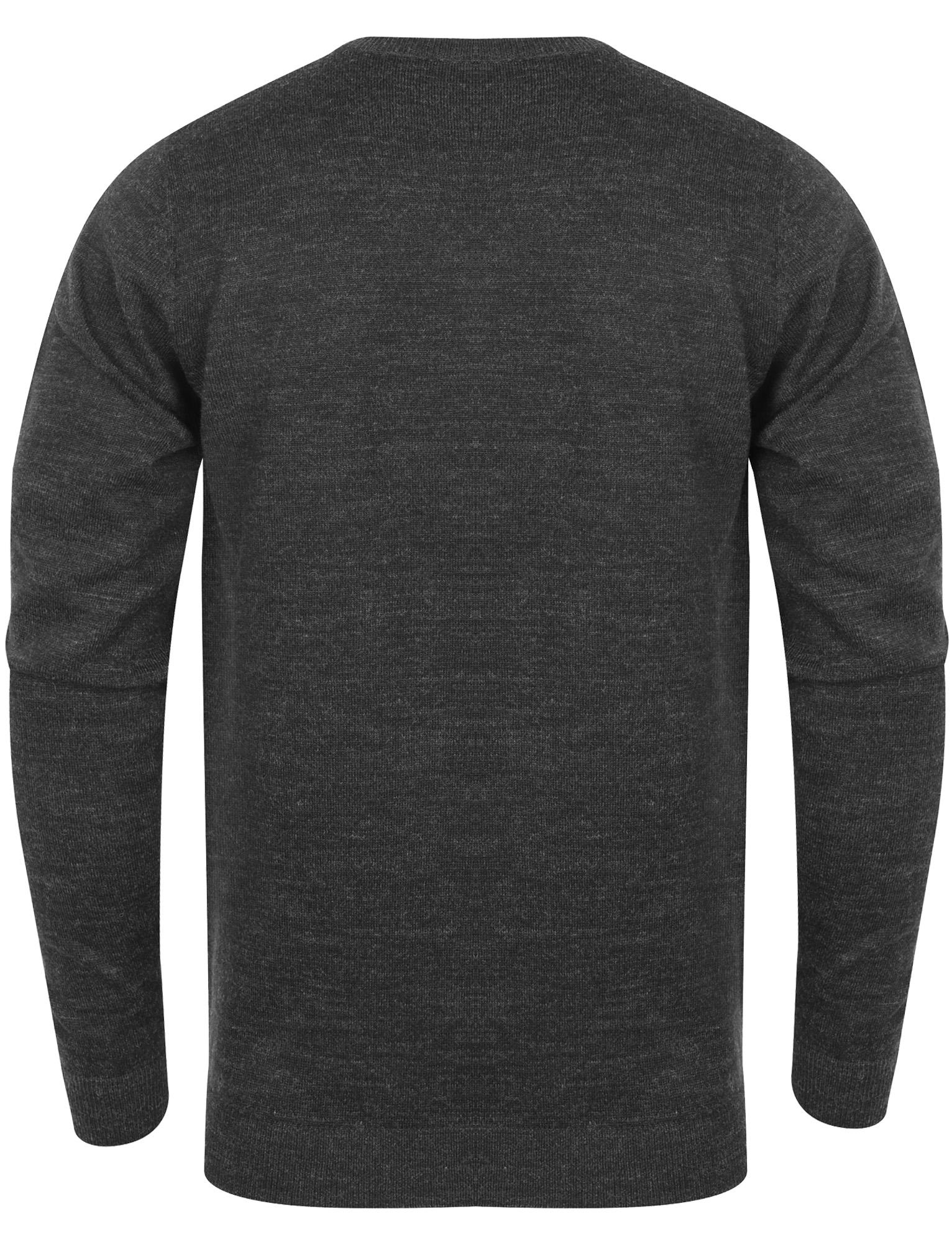 Kensington-Eastside-Men-039-s-Wool-Blend-Knitted-Crew-or-V-Neck-Jumper-Sweater-Top thumbnail 31