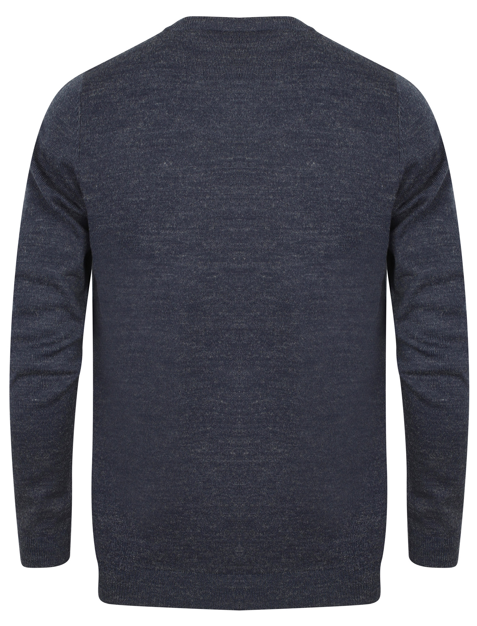 Kensington-Eastside-Men-039-s-Wool-Blend-Knitted-Crew-or-V-Neck-Jumper-Sweater-Top thumbnail 23