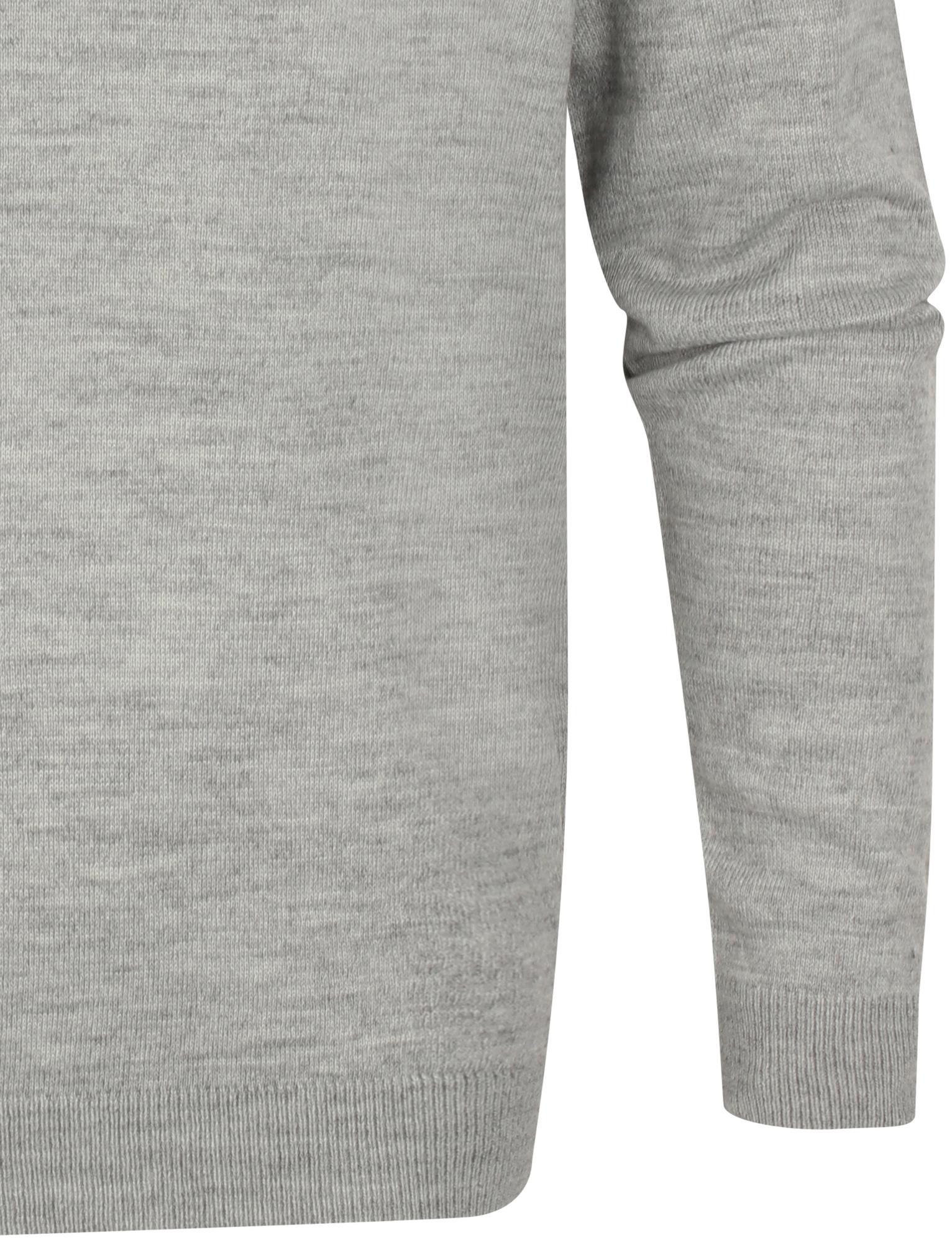 Kensington-Eastside-Men-039-s-Knitted-Crew-or-V-Neck-Jumper-Sweater-Top-Pullover thumbnail 13