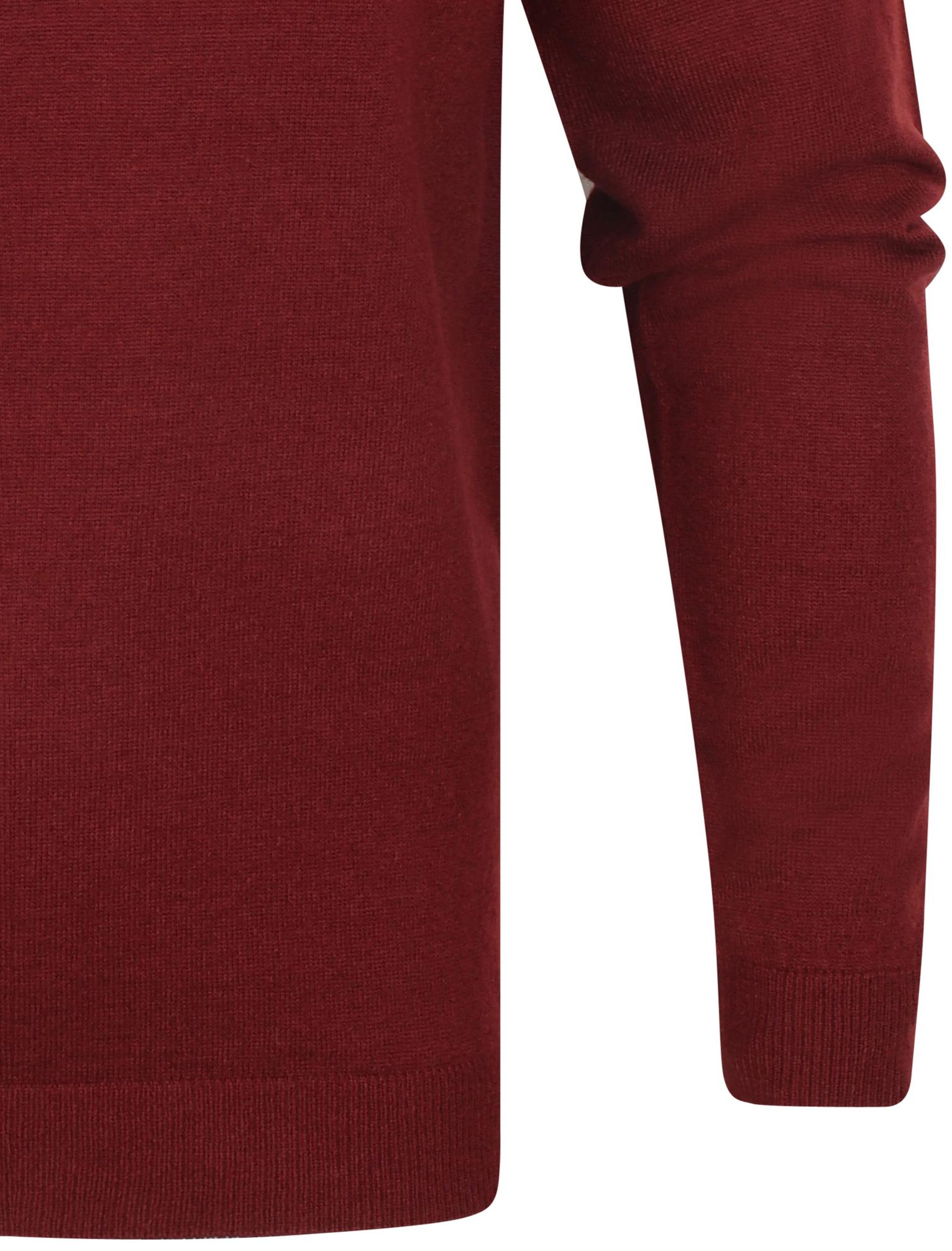 Kensington-Eastside-Men-039-s-Wool-Blend-Knitted-Crew-or-V-Neck-Jumper-Sweater-Top thumbnail 41