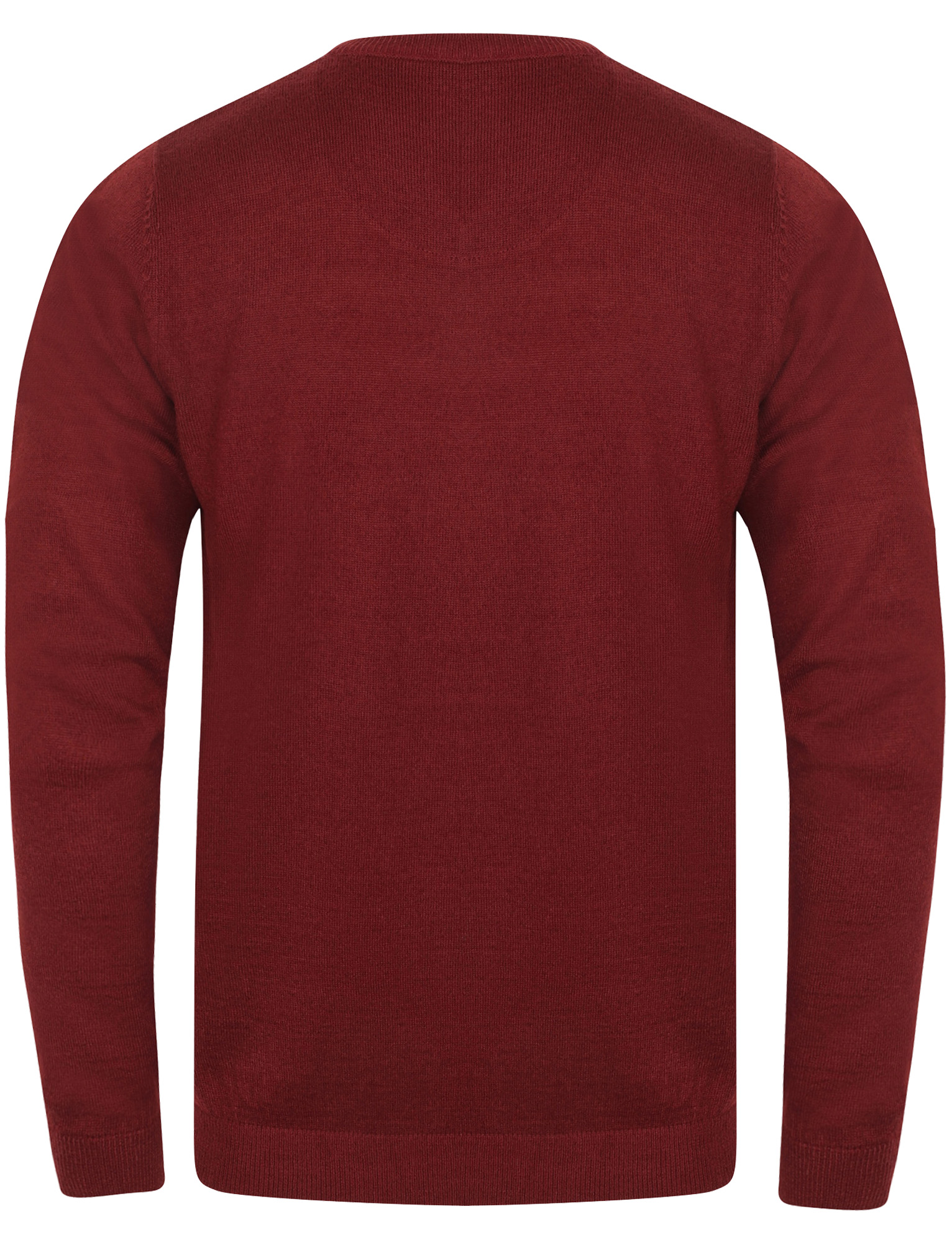 Kensington-Eastside-Men-039-s-Wool-Blend-Knitted-Crew-or-V-Neck-Jumper-Sweater-Top thumbnail 39
