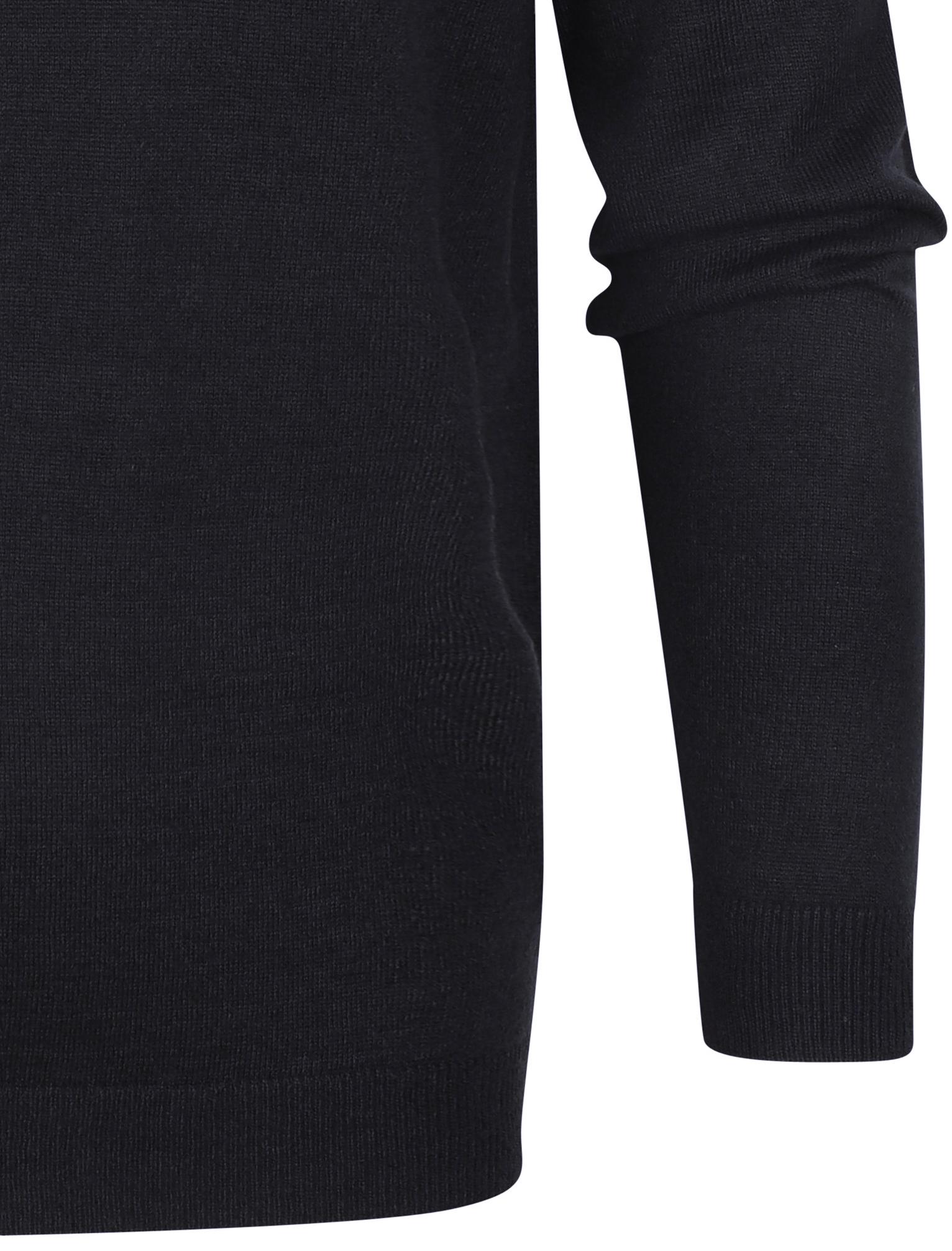 Kensington-Eastside-Men-039-s-Wool-Blend-Knitted-Crew-or-V-Neck-Jumper-Sweater-Top thumbnail 29
