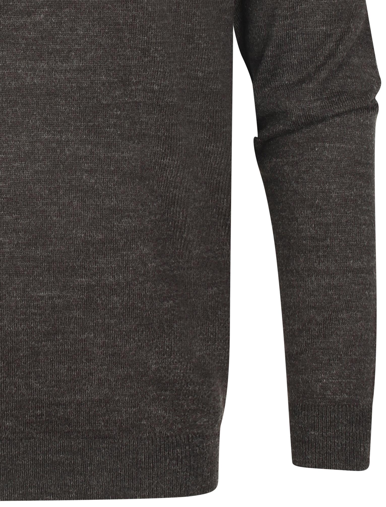 Kensington-Eastside-Men-039-s-Knitted-Crew-or-V-Neck-Jumper-Sweater-Top-Pullover thumbnail 9
