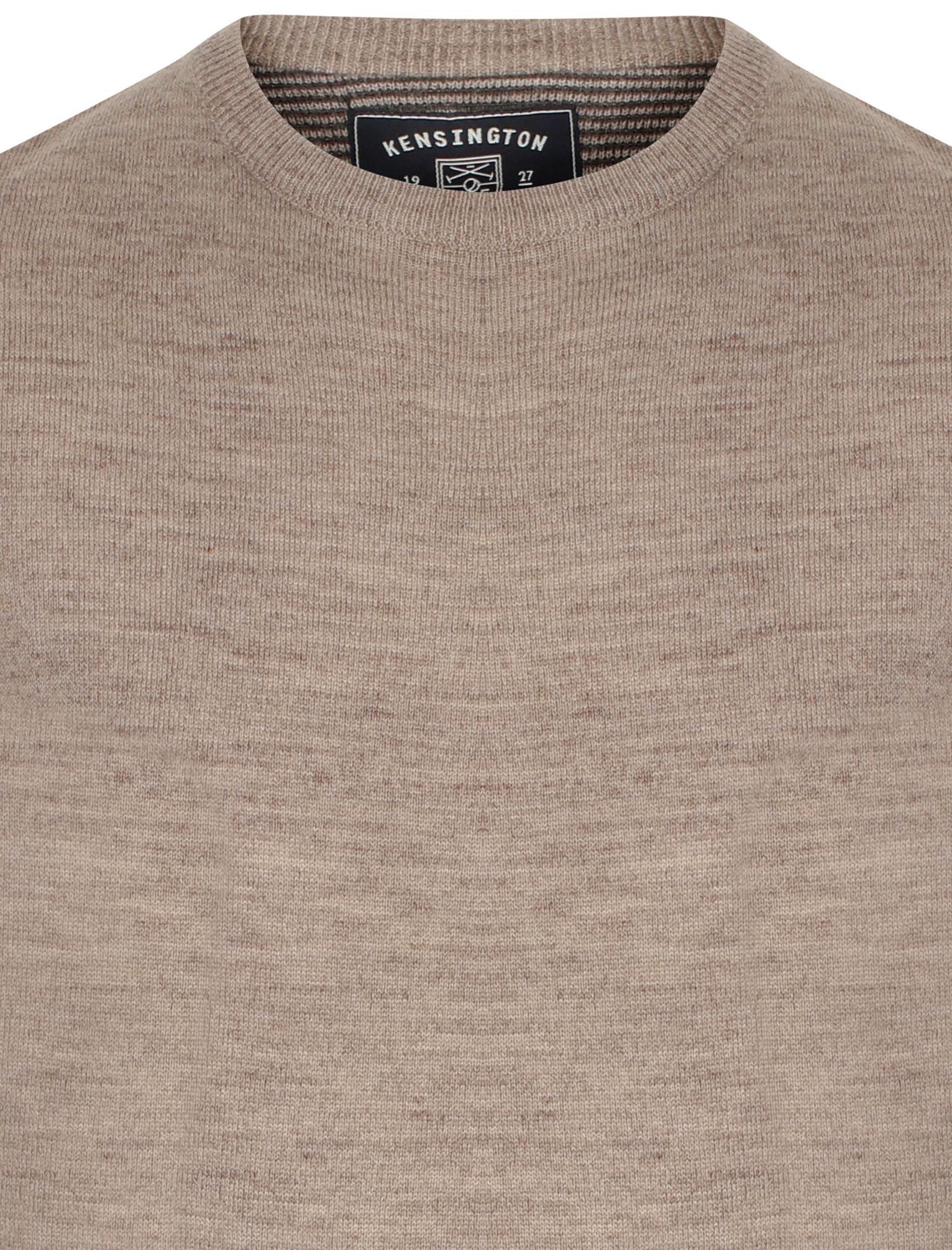 Kensington-Eastside-Men-039-s-Knitted-Crew-or-V-Neck-Jumper-Sweater-Top-Pullover thumbnail 16