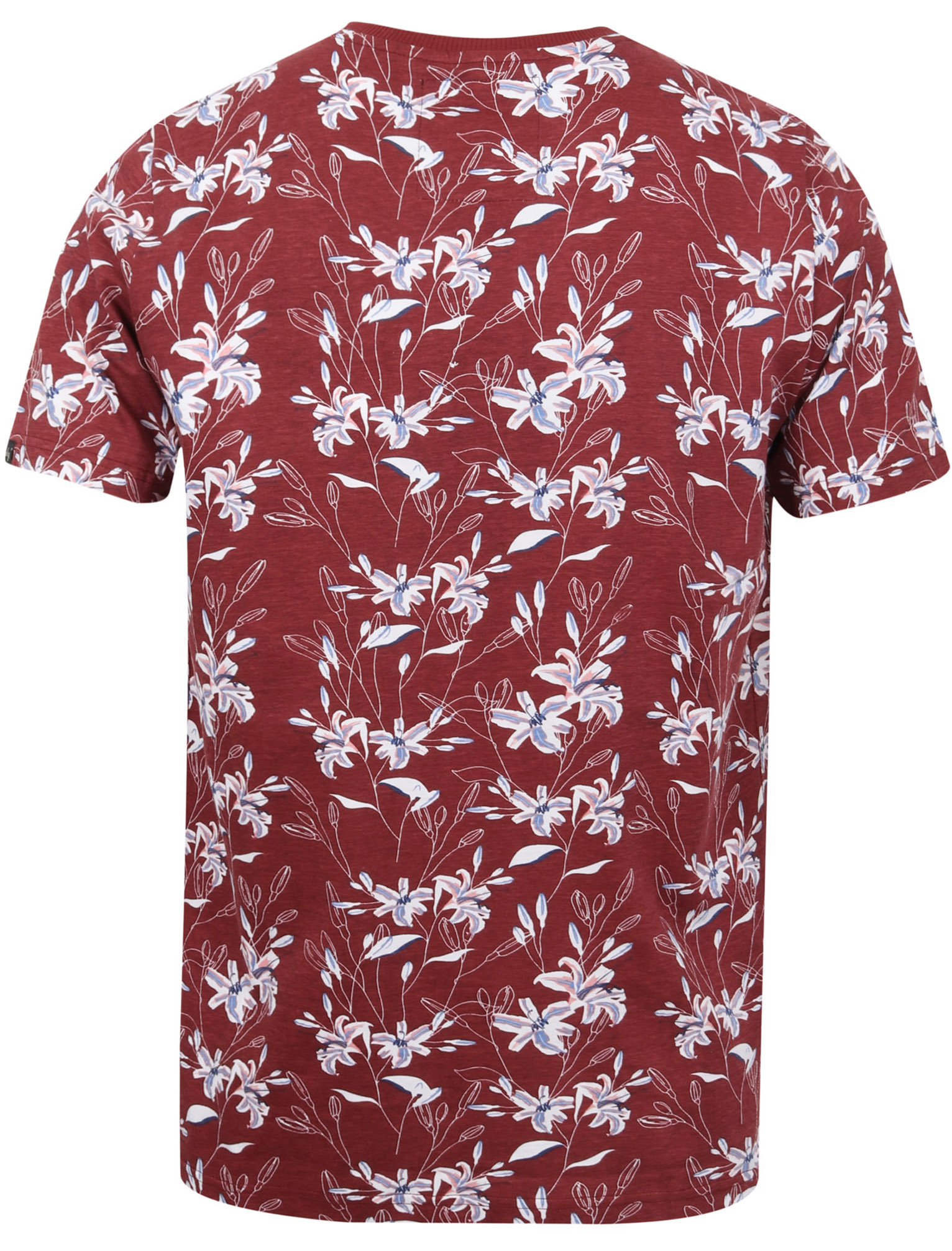 thumbnail 51 - Tokyo-Laundry-Tropical-Print-Crew-Neck-T-Shirt-Hawaiian-Floral-Summer-Holiday