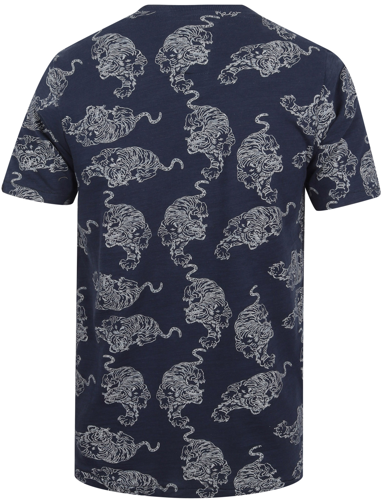 thumbnail 47 - Tokyo-Laundry-Tropical-Print-Crew-Neck-T-Shirt-Hawaiian-Floral-Summer-Holiday