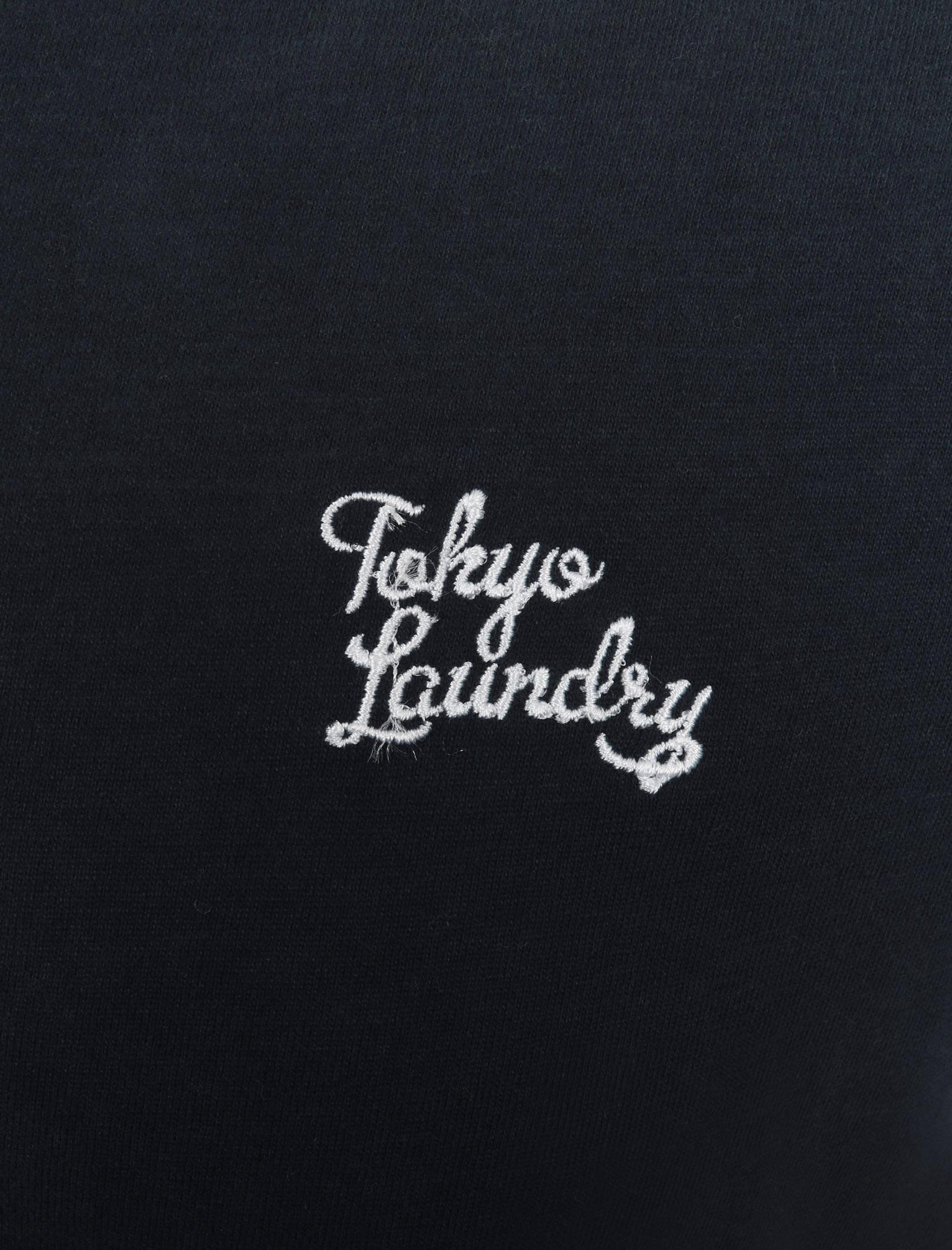 New-Mens-Tokyo-Laundry-Huson-Contrast-Crew-Neck-Cotton-Rich-T-Shirt-Size-S-XXL thumbnail 8
