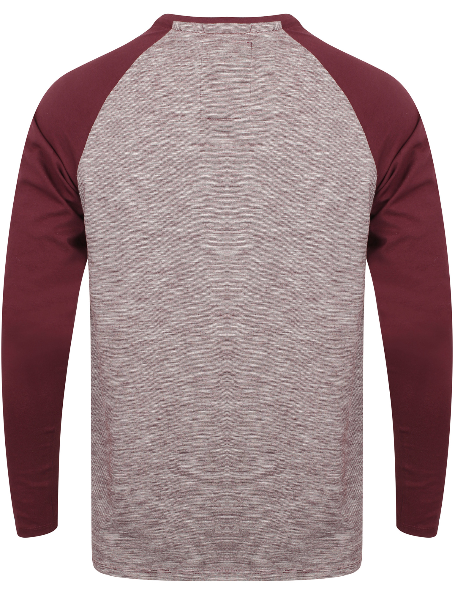 New-Tokyo-Laundry-Mens-Crew-Neck-Cotton-Blend-Long-Contrast-Sleeve-Top-Size-S-XL thumbnail 11