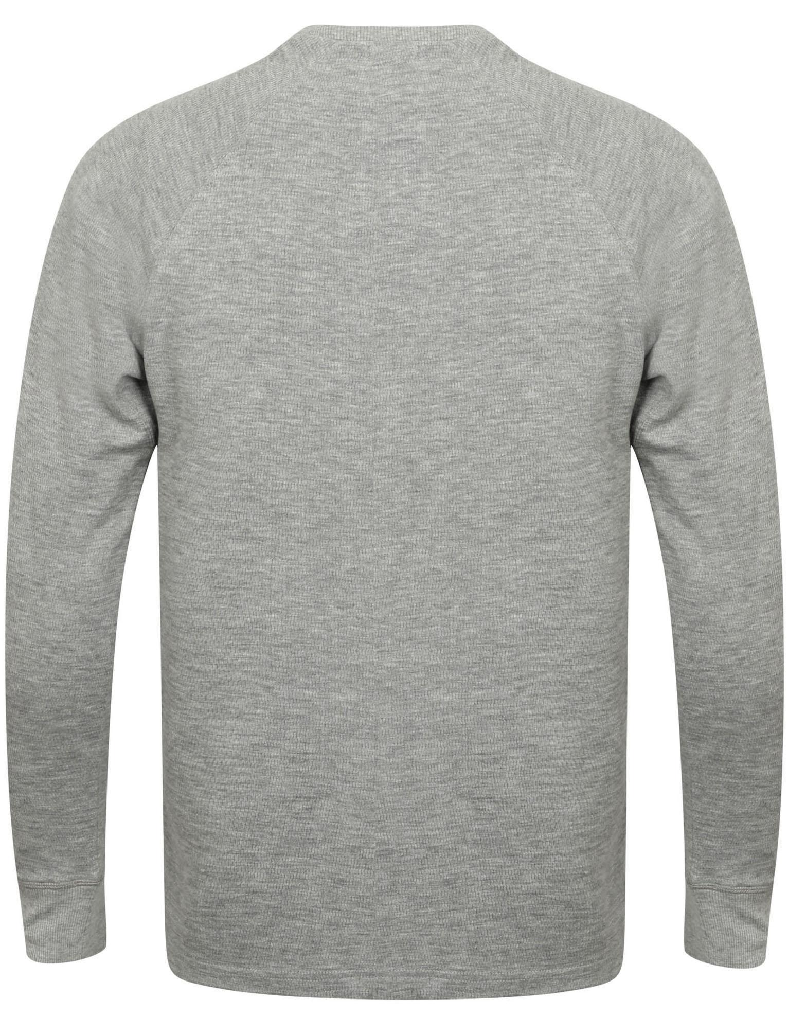 "Da Uomo Top Shirt by Tokyo Laundry /""Dawson Ridge /'a maniche lunghe"