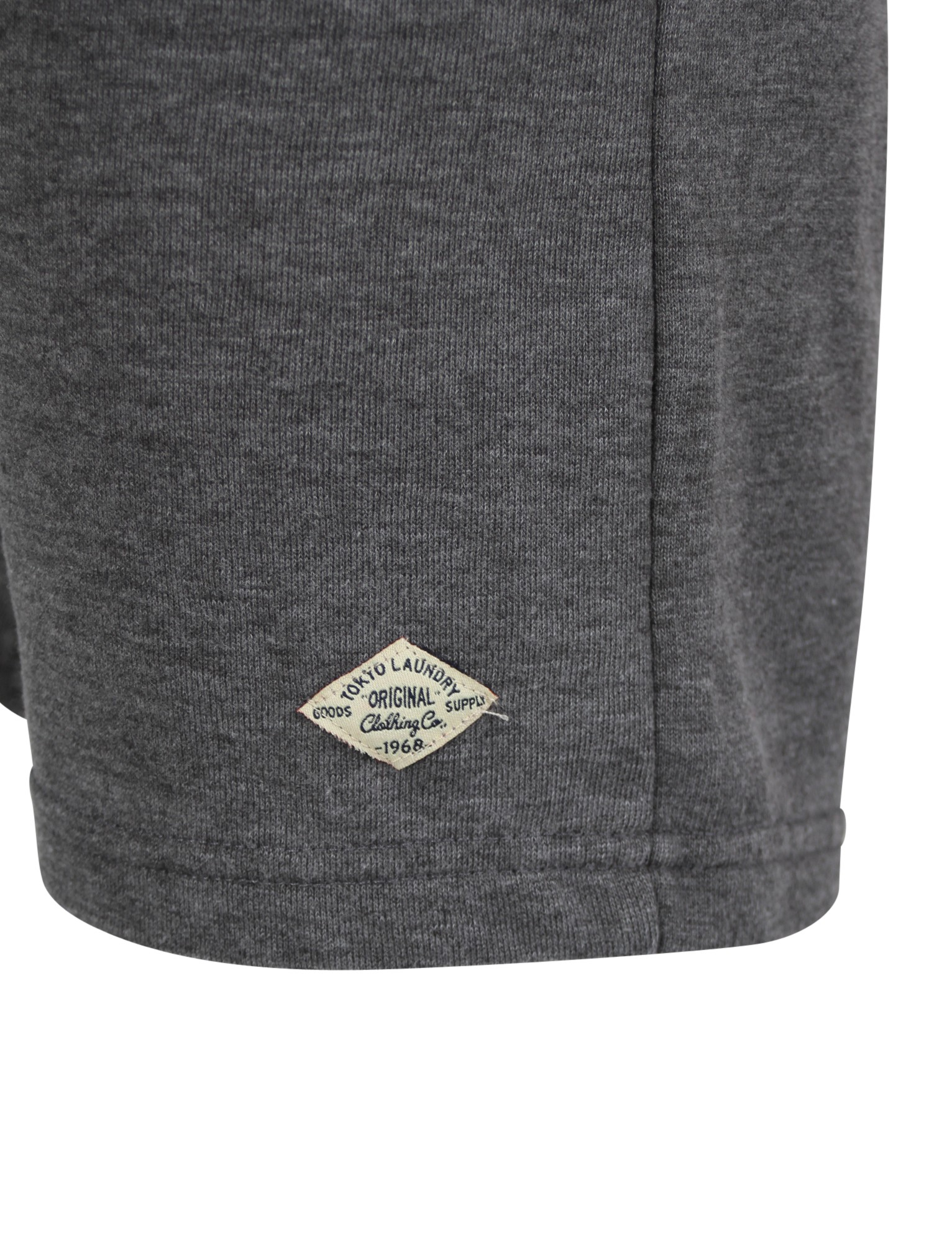 be15e522c2ea6 New Mens Tokyo Laundry Cotton Blend Drawstring Sweat Jogger Shorts ...