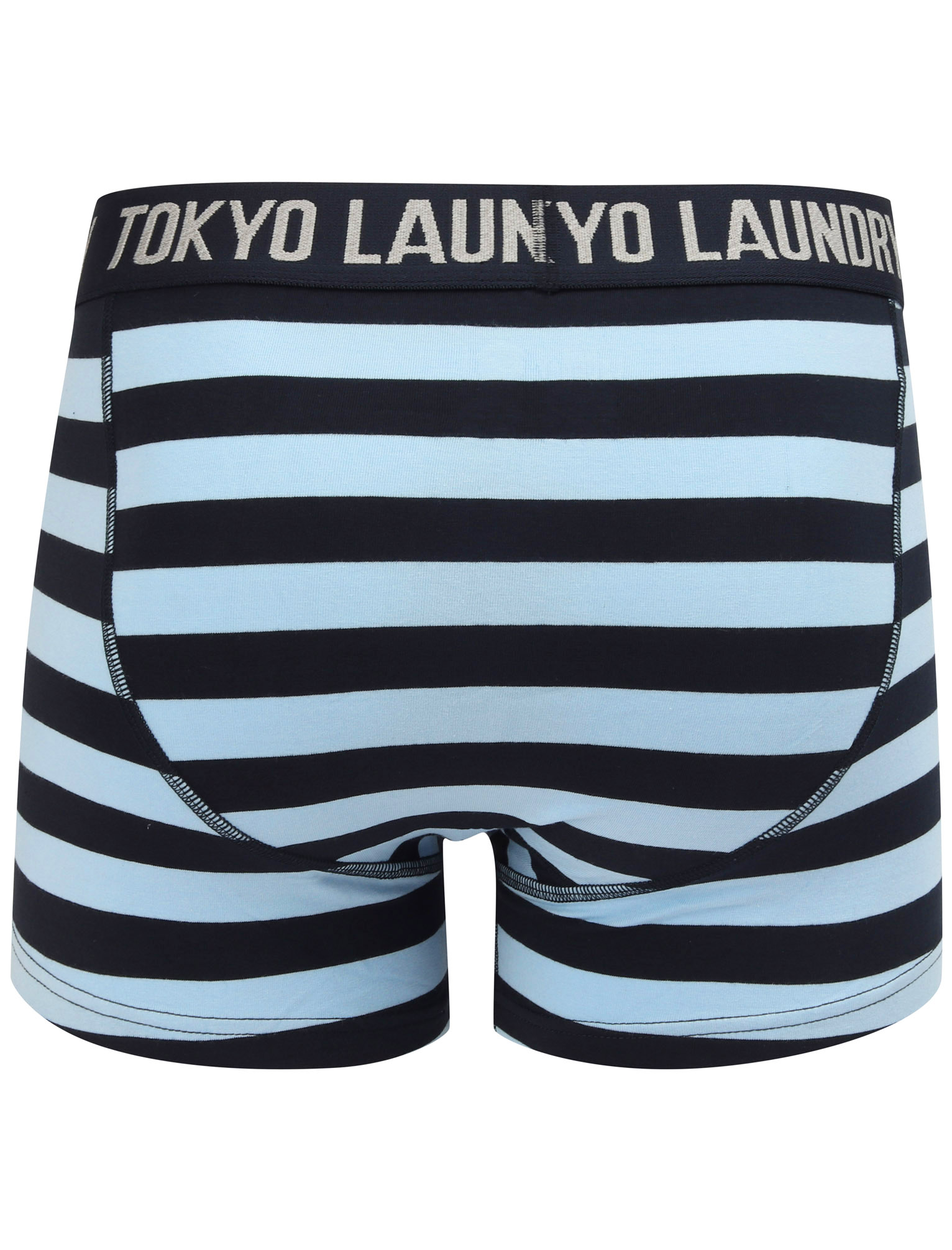 New-Mens-Tokyo-Laundry-Newburgh-2Pack-Cotton-Striped-Boxer-Shorts-Set-Size-S-XXL thumbnail 21
