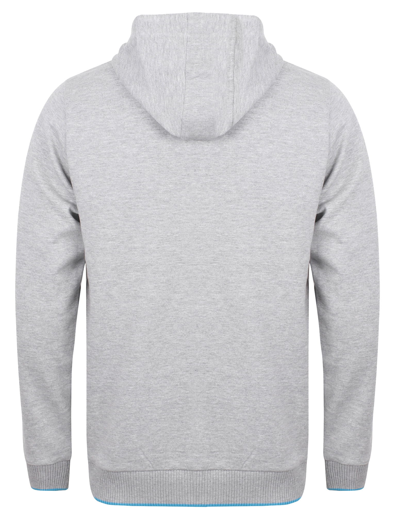 New-Mens-Tokyo-Laundry-Hanover-Cotton-Rich-Zip-Up-Contrast-Hoodie-Size-S-XXL thumbnail 3