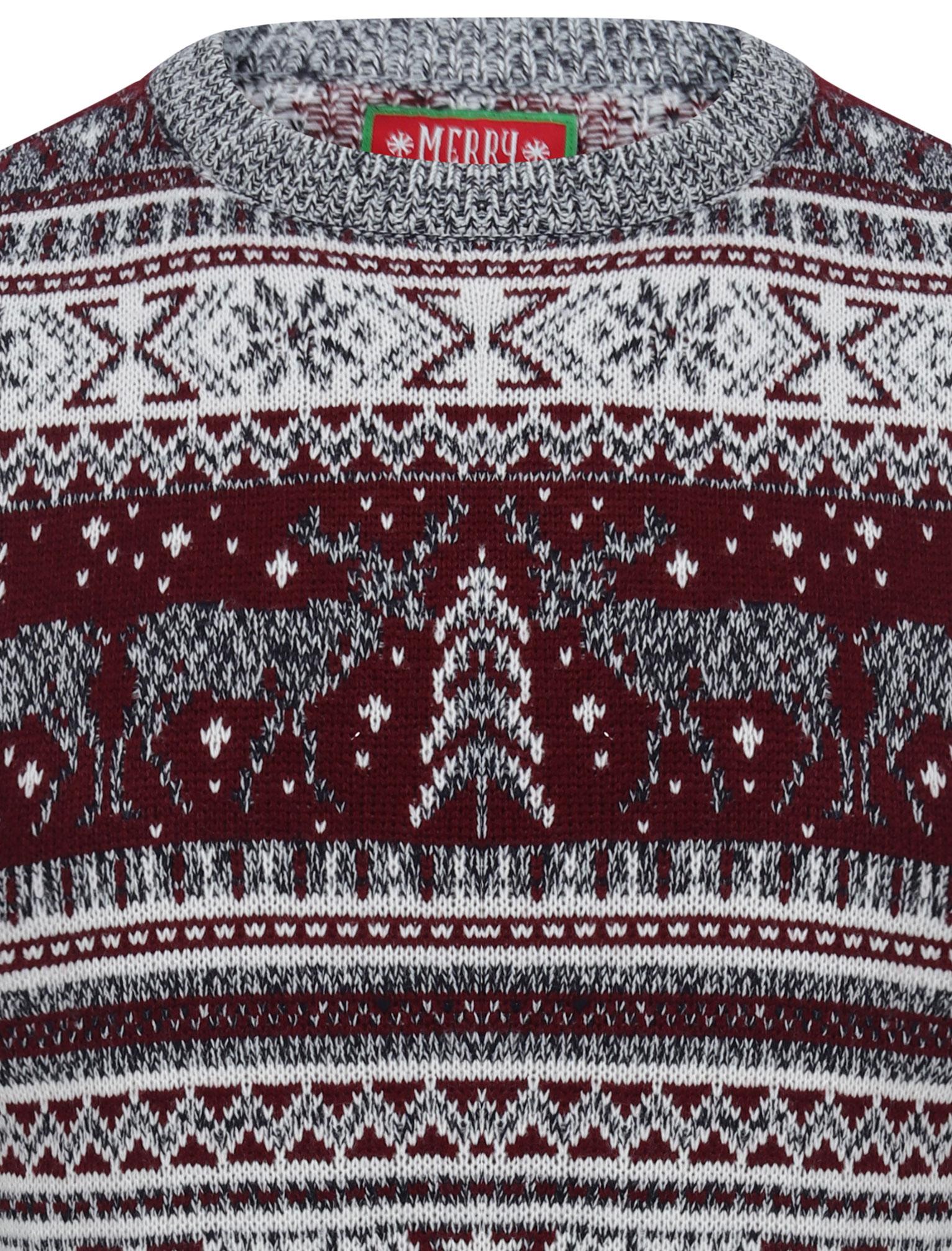 Feliz-Navidad-Para-Hombre-Novedad-Navidad-Sueter-Santa-Elfo-Reno-divertido-Cerveza miniatura 127
