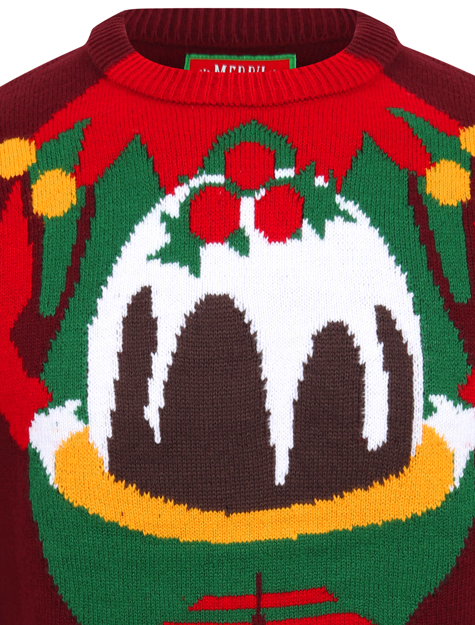 Feliz-Navidad-Para-Hombre-Novedad-Navidad-Sueter-Santa-Elfo-Reno-divertido-Cerveza miniatura 89