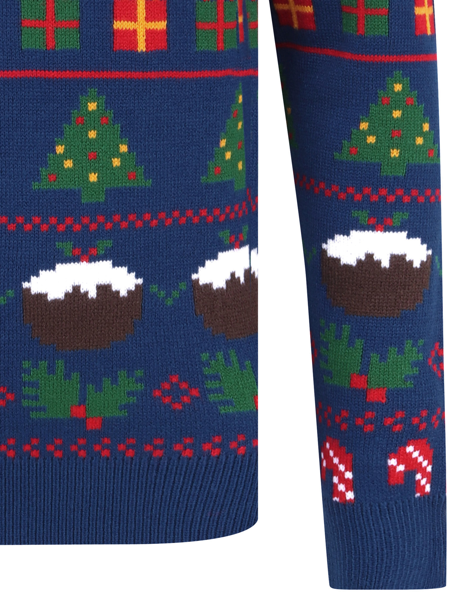 Feliz-Navidad-Para-Hombre-Novedad-Navidad-Sueter-Santa-Elfo-Reno-divertido-Cerveza miniatura 9