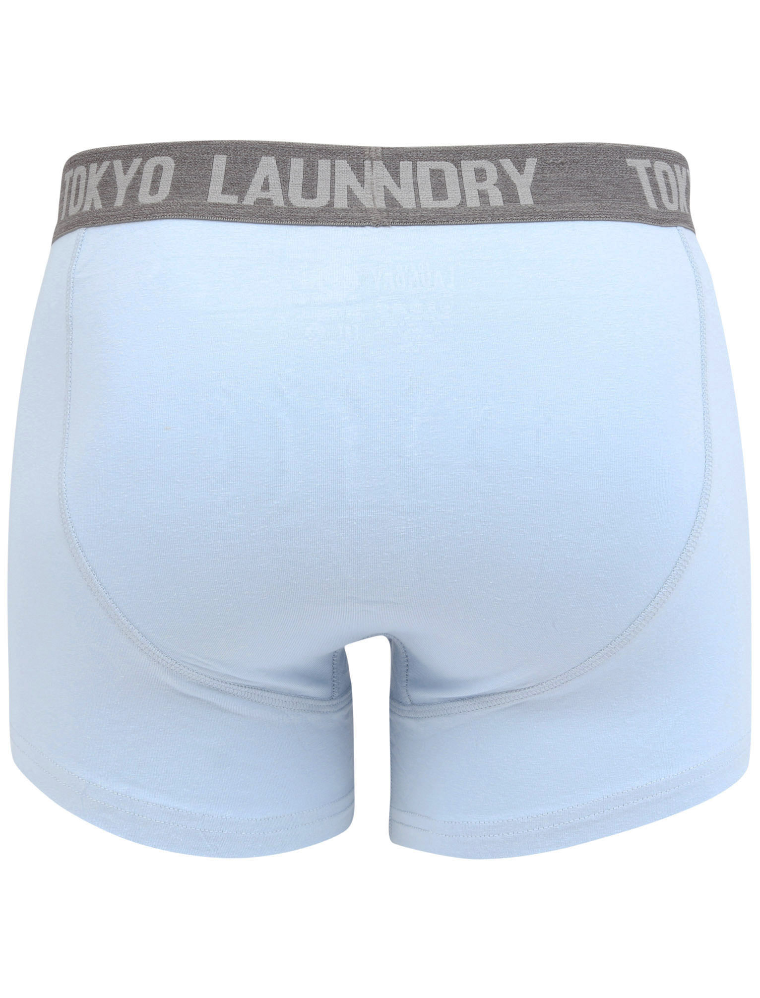 New-Mens-Tokyo-Laundry-2-Pack-Cotton-Rich-Boxer-Shorts-Set-Trunks-Size-S-XXL thumbnail 26