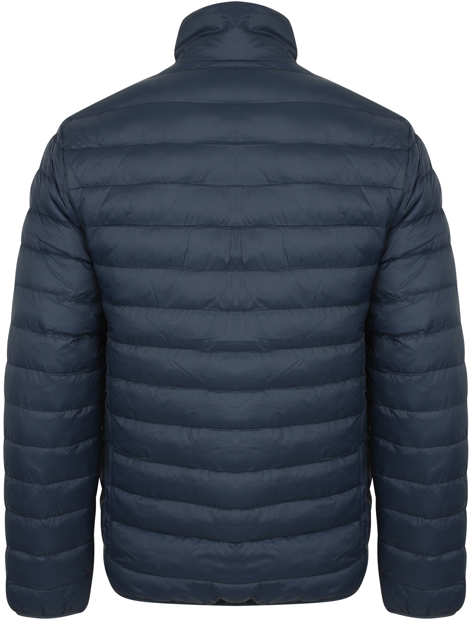 Tokyo-Laundry-Men-039-s-Bakman-Plain-Quilted-Padded-Puffer-Bubble-Jacket thumbnail 13