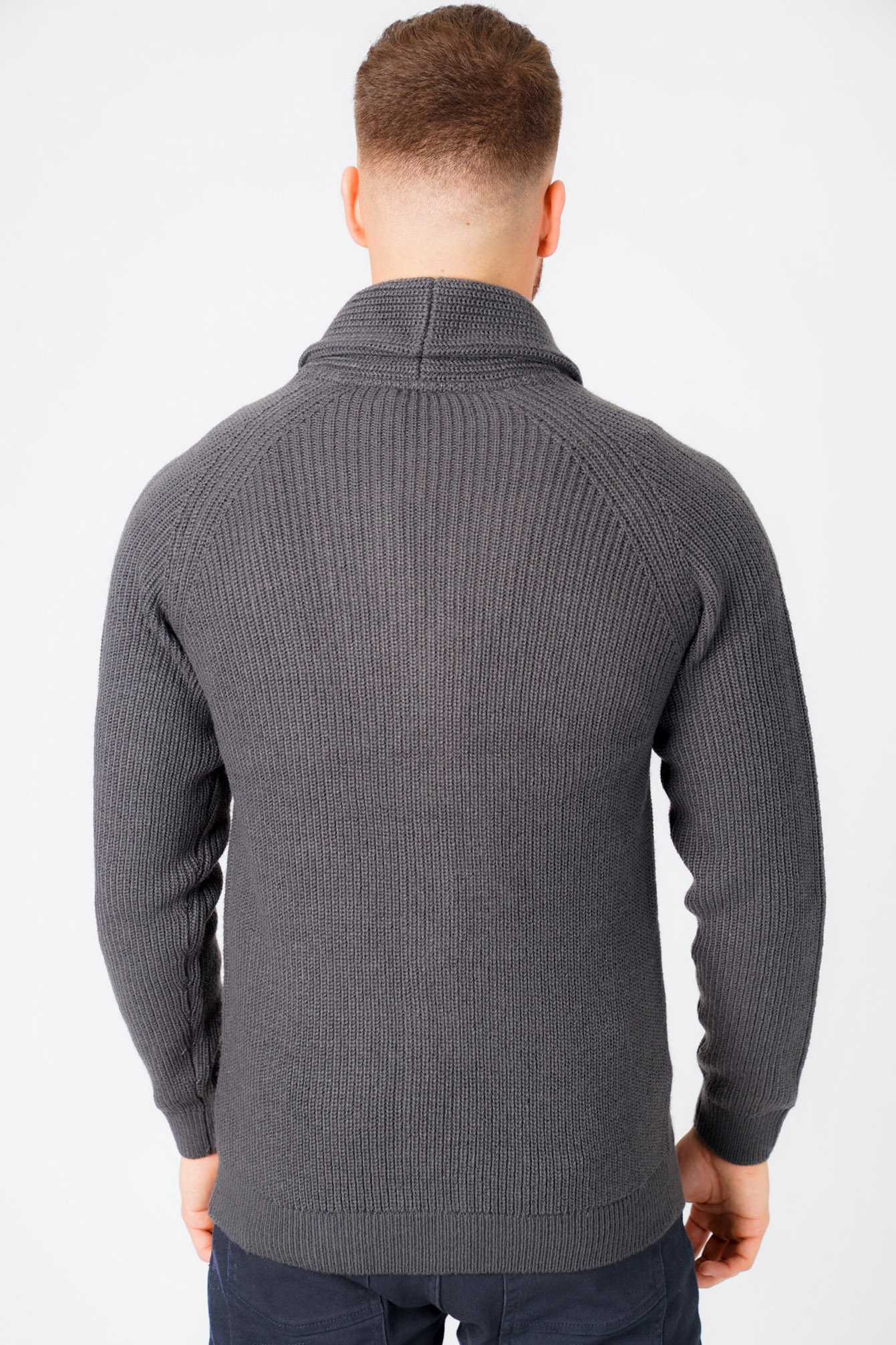 New-Mens-Tokyo-Laundry-Shawl-Neck-Long-Sleeve-Wool-Blend-Cardigans-Size-S-XXL thumbnail 16