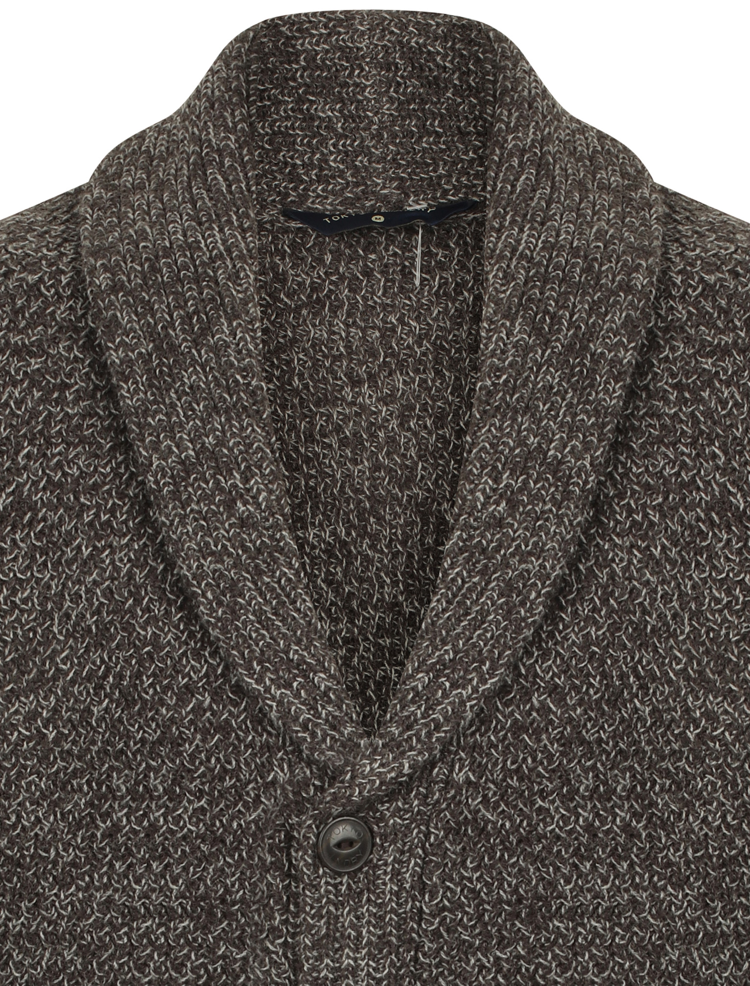 New-Mens-Tokyo-Laundry-Shawl-Neck-Long-Sleeve-Wool-Blend-Cardigans-Size-S-XXL thumbnail 34