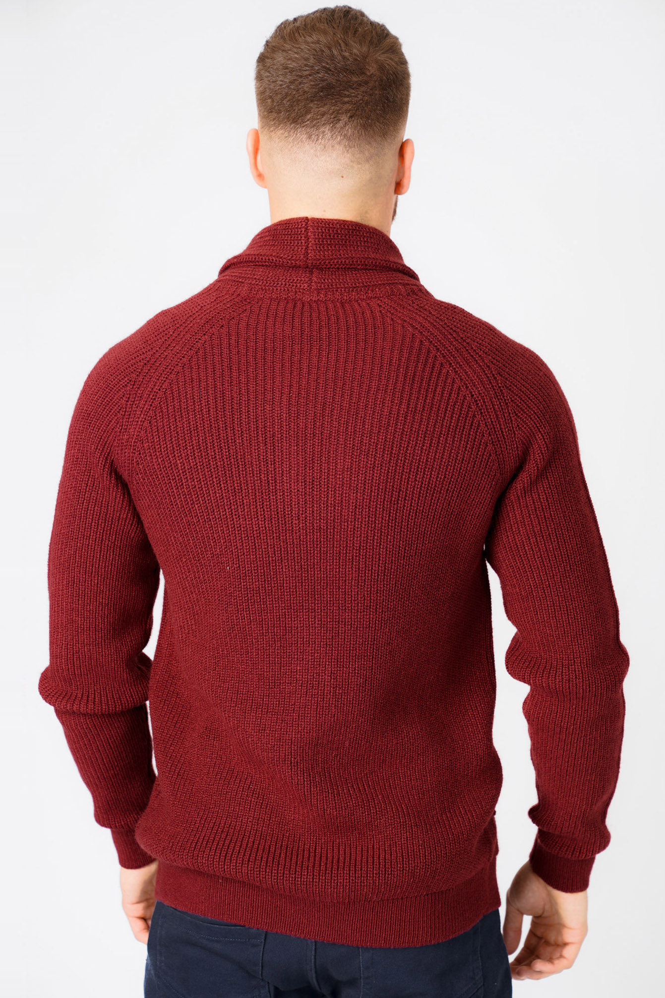 New-Mens-Tokyo-Laundry-Shawl-Neck-Long-Sleeve-Wool-Blend-Cardigans-Size-S-XXL thumbnail 9