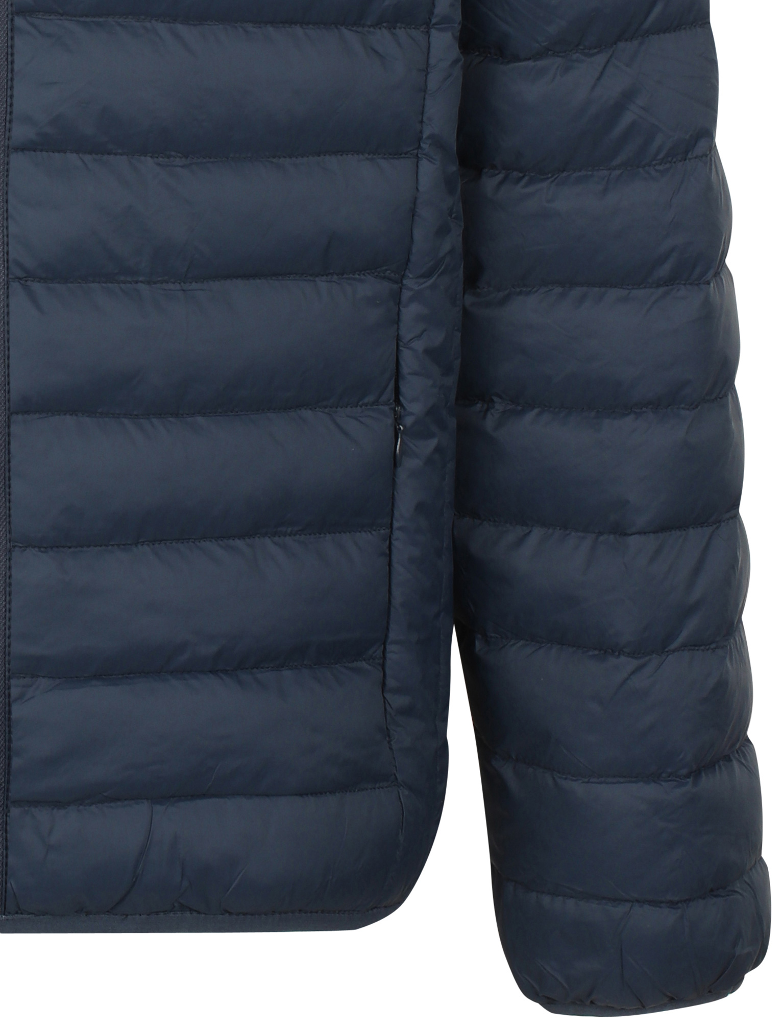 Tokyo-Laundry-Men-039-s-Bakman-Plain-Quilted-Padded-Puffer-Bubble-Jacket thumbnail 12