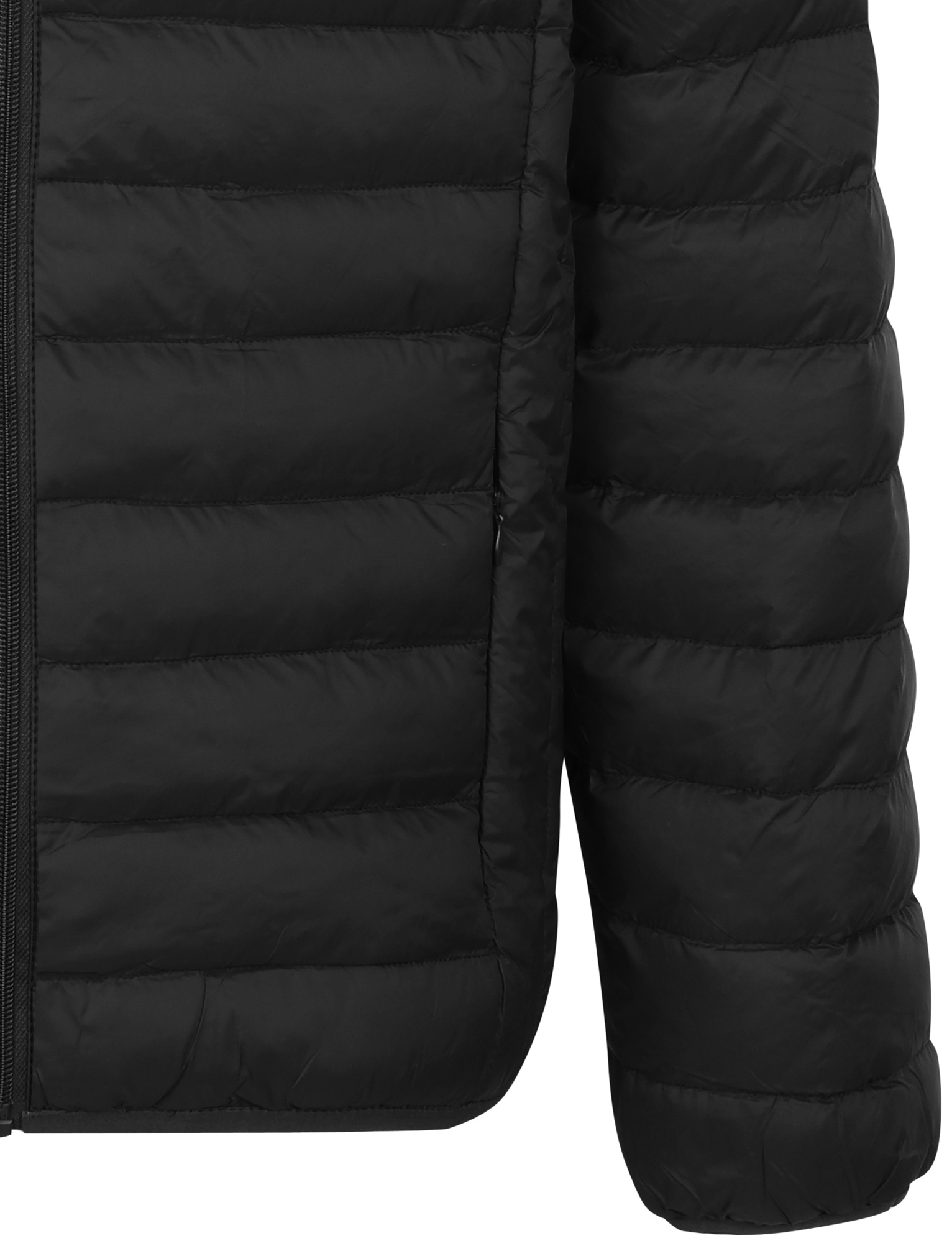 Tokyo-Laundry-Men-039-s-Bakman-Plain-Quilted-Padded-Puffer-Bubble-Jacket thumbnail 8