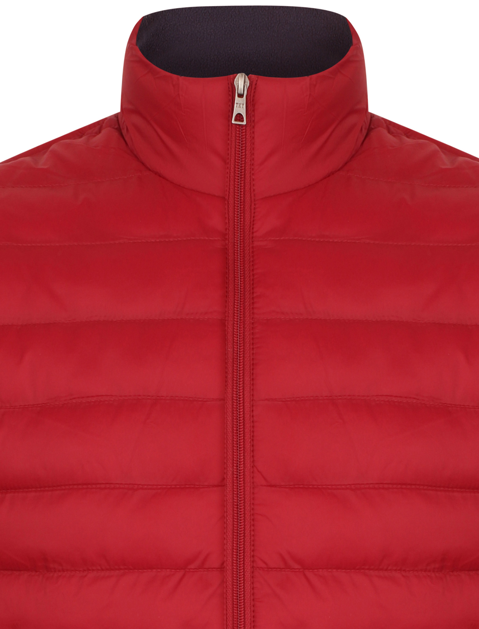 Tokyo-Laundry-Men-039-s-Bakman-Plain-Quilted-Padded-Puffer-Bubble-Jacket thumbnail 3