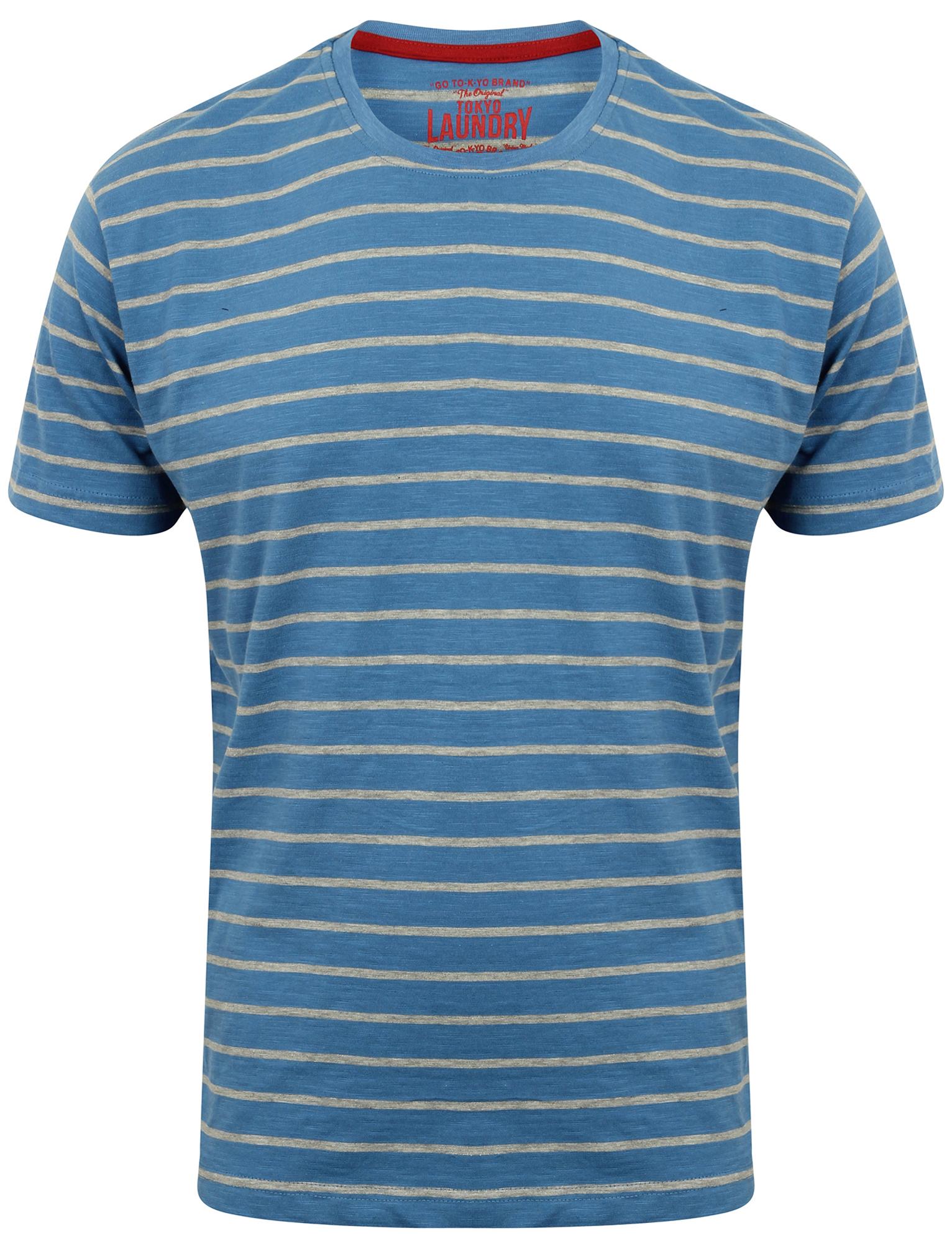 Tokyo-Laundry-Men-039-s-Gough-Cotton-Short-Sleeve-Pyjamas-PJ-Shorts-Lounge-Wear-Set thumbnail 8