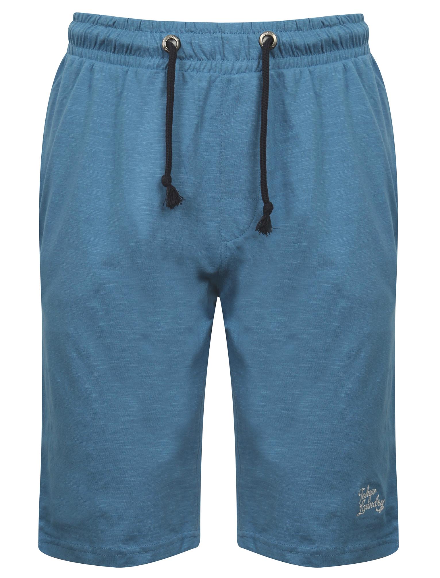Tokyo-Laundry-Men-039-s-Gough-Cotton-Short-Sleeve-Pyjamas-PJ-Shorts-Lounge-Wear-Set thumbnail 10