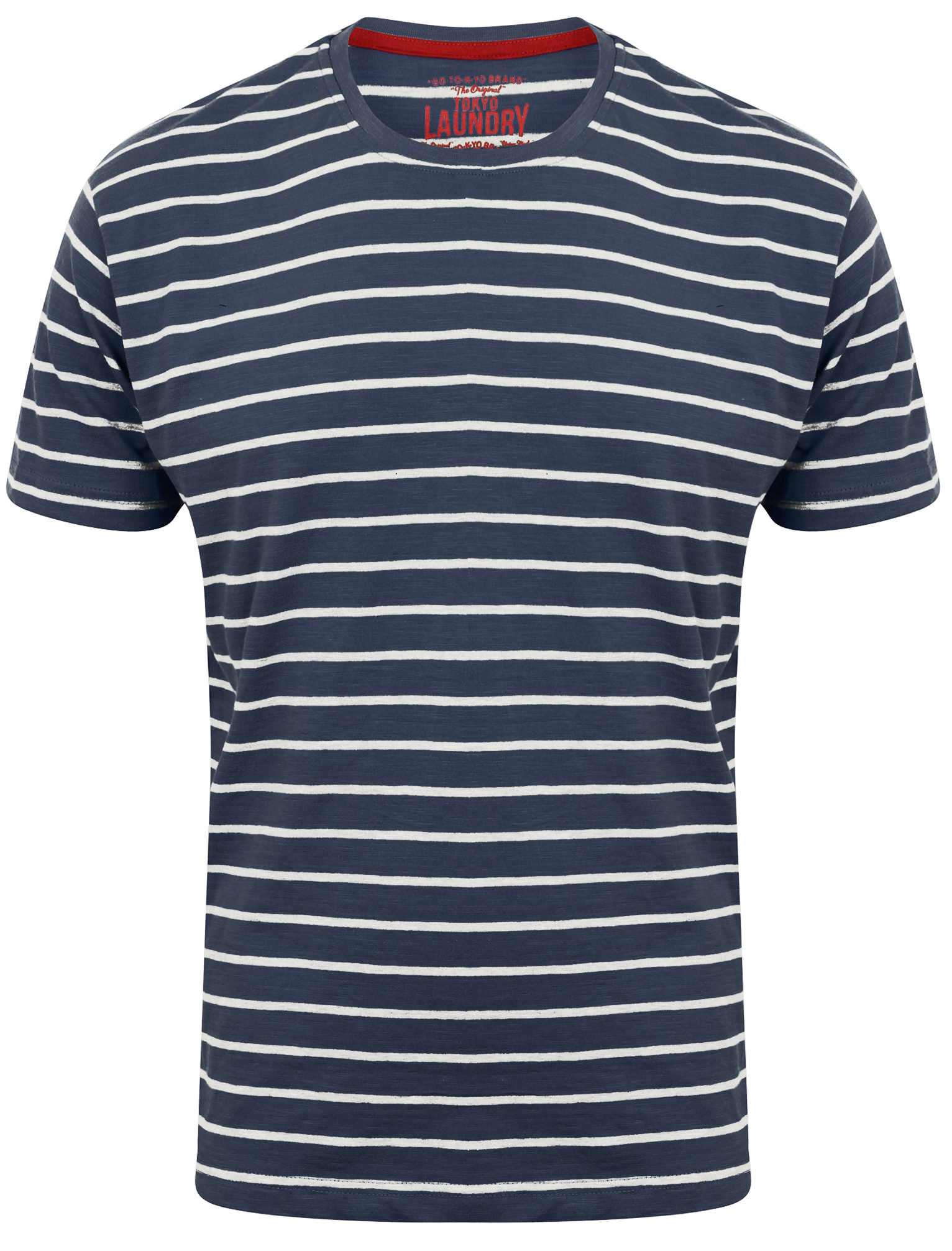 Tokyo-Laundry-Men-039-s-Gough-Cotton-Short-Sleeve-Pyjamas-PJ-Shorts-Lounge-Wear-Set thumbnail 3