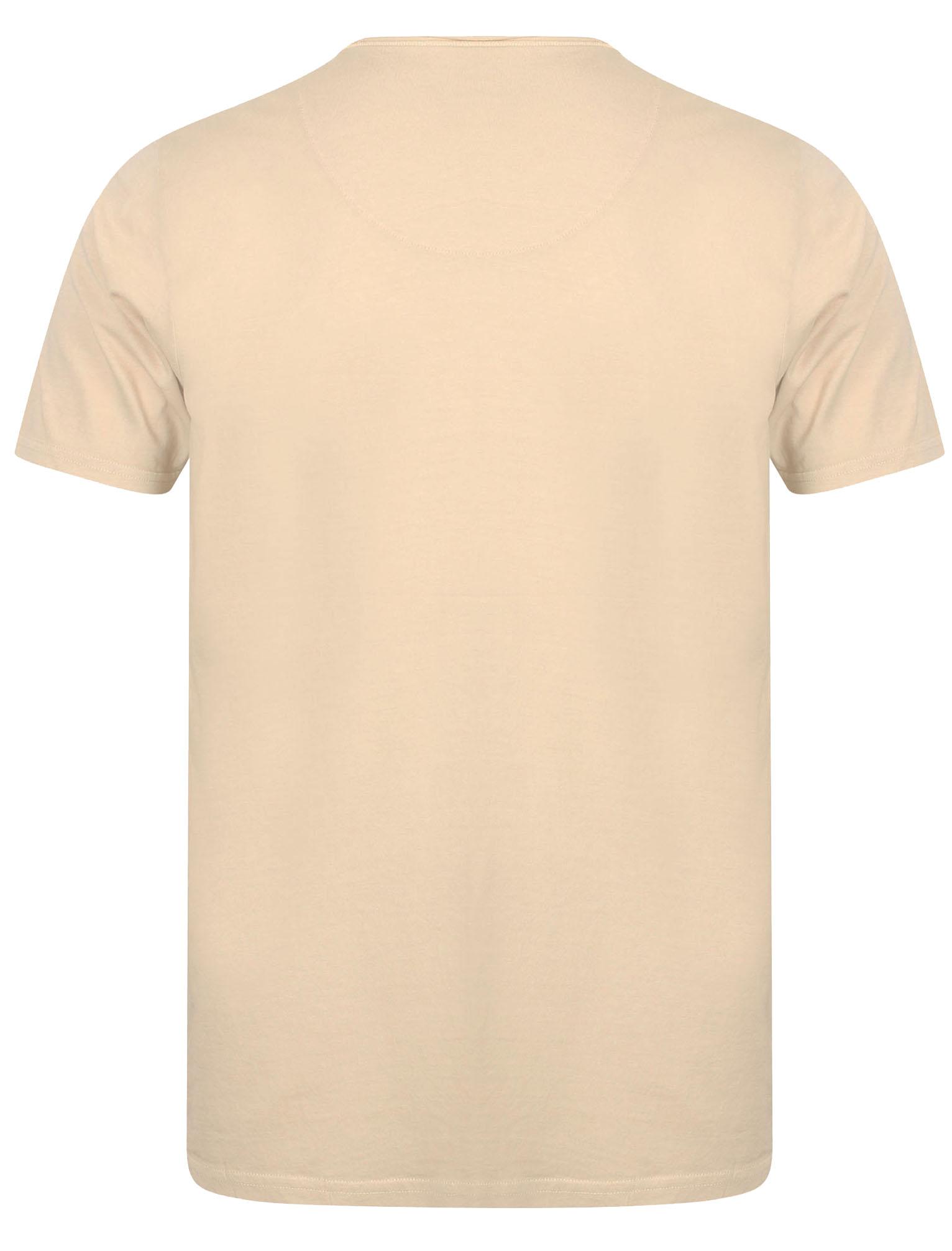 POLO-da-Uomo-Tokyo-Laundry-ZAC-Girocollo-Cotone-Rich-Leggero-T-Shirt-Taglia-S-XL miniatura 17