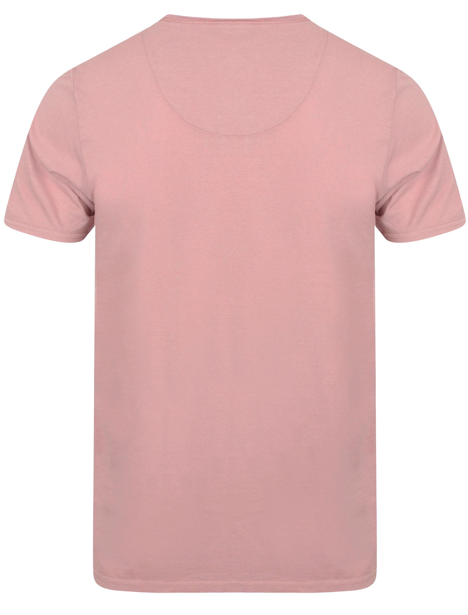 POLO-da-Uomo-Tokyo-Laundry-ZAC-Girocollo-Cotone-Rich-Leggero-T-Shirt-Taglia-S-XL miniatura 15