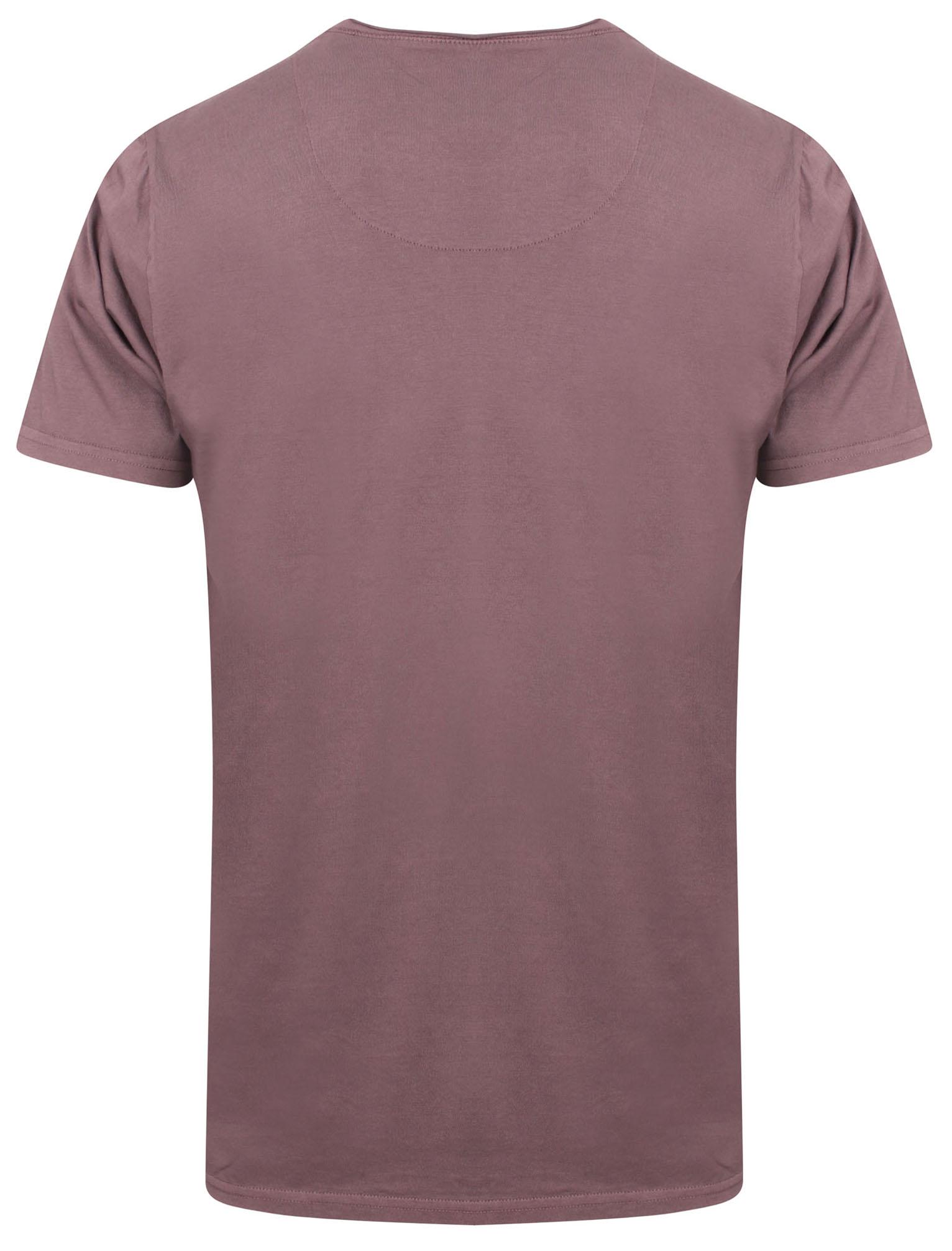 POLO-da-Uomo-Tokyo-Laundry-ZAC-Girocollo-Cotone-Rich-Leggero-T-Shirt-Taglia-S-XL miniatura 11