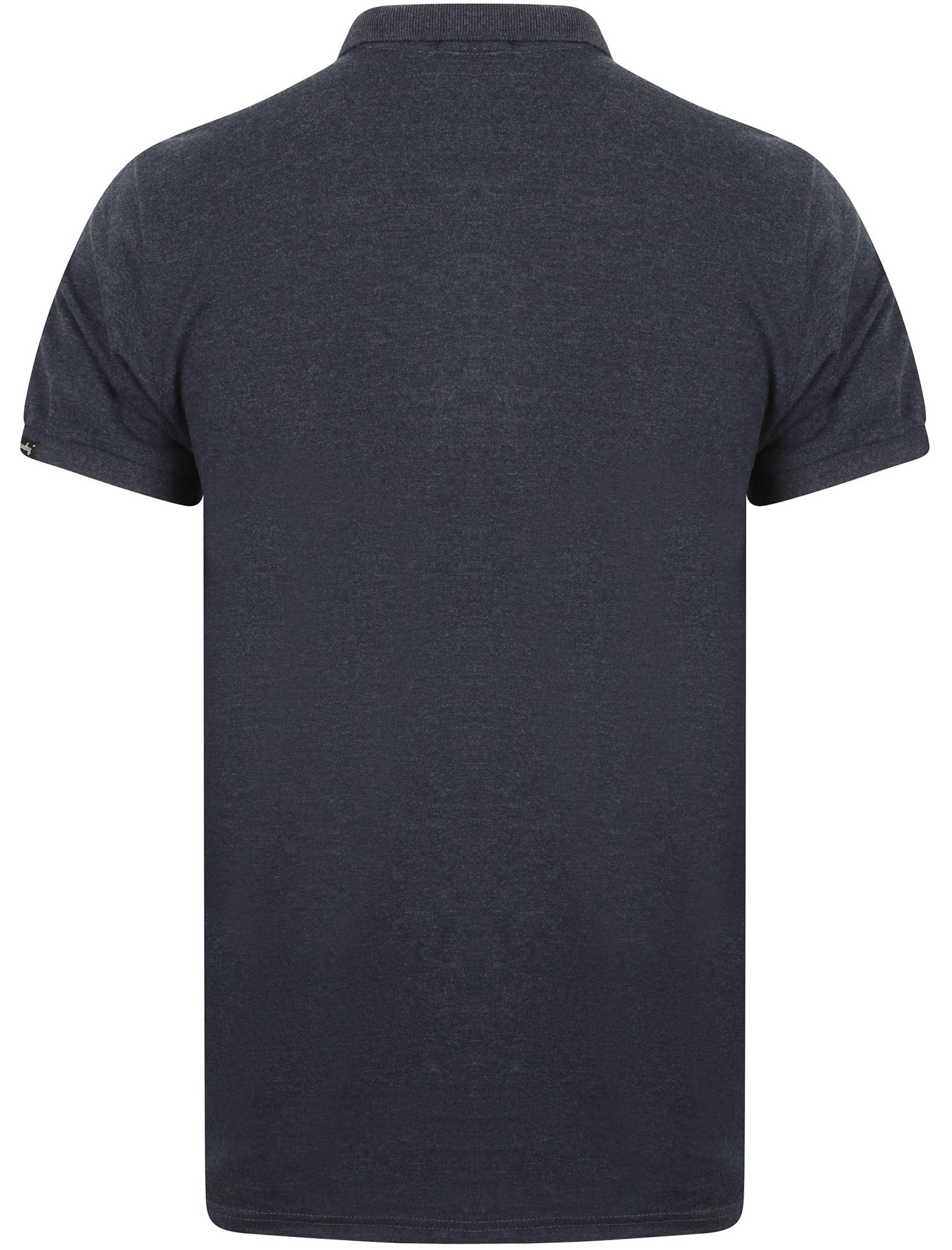 New-Mens-Tokyo-Laundry-Branded-Kuusamo-Cotton-Rich-Pique-Polo-Shirt-Size-S-XXL thumbnail 15