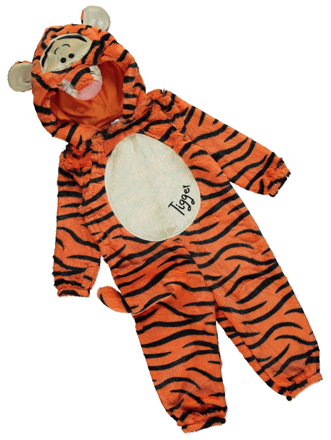 fe7ca6d236bc George Disney Winnie the Pooh Tigger Kids Fancy Dress Costume World Book Day