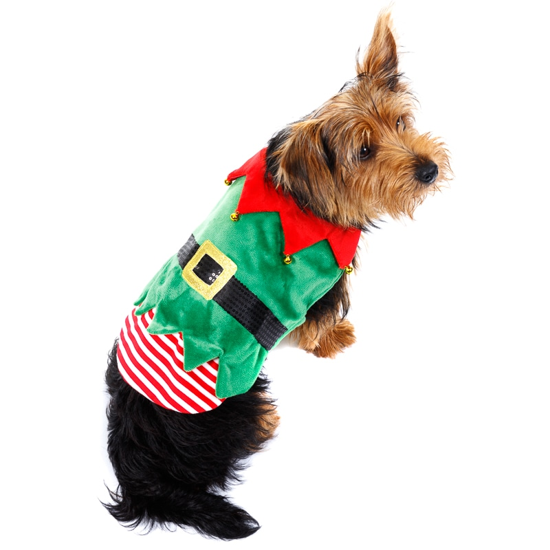 Christmas Party Dress Up Games: Christmas Novelty Pet Dog Costumes Xmas Festive Fancy