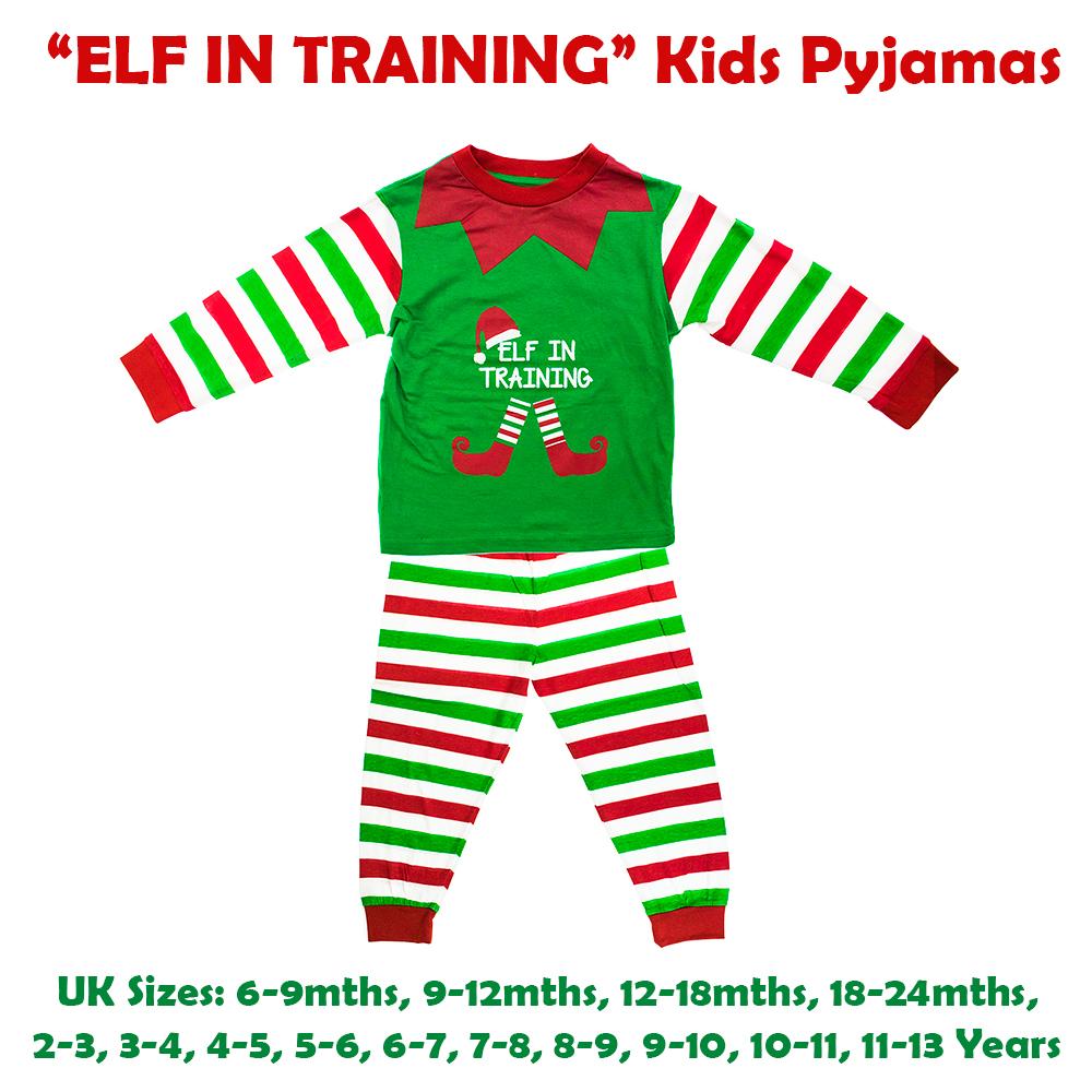 Quot Team Elf Quot Quot Elf In Training Quot Matching Family Christmas