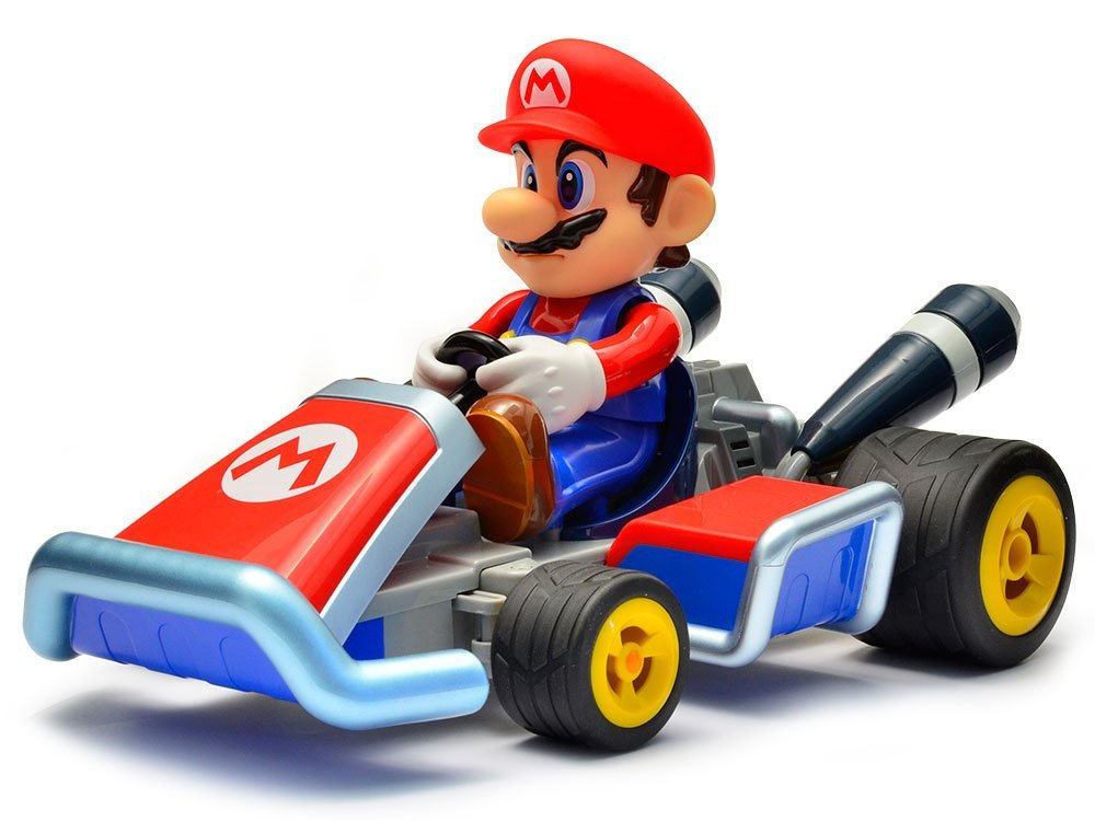 mario kart 8 battery operated slot car racing system. Black Bedroom Furniture Sets. Home Design Ideas