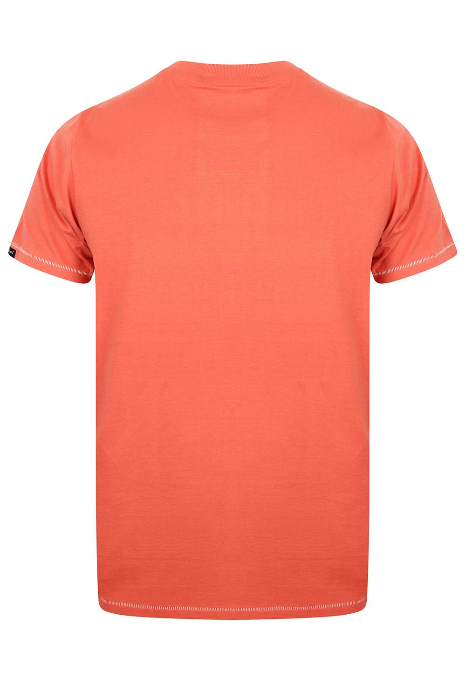 Tokyo-Laundry-Homme-Henryville-T-shirt-a-manches-courtes-leger-haut-a-encolure-ras-du-cou miniature 18