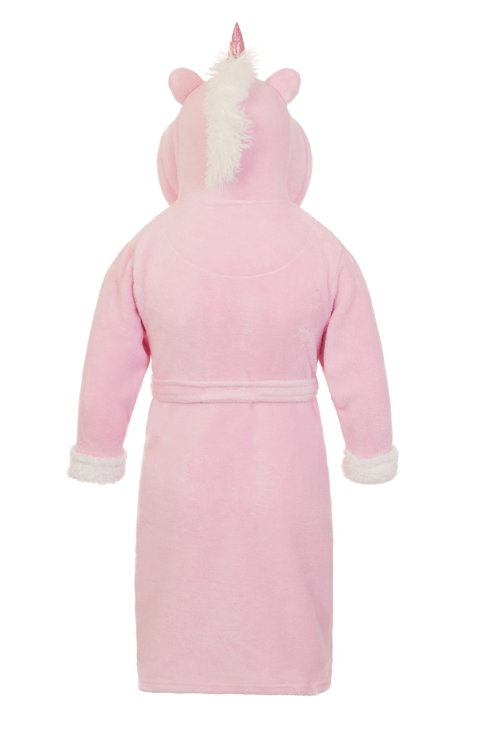 Nifty Kids Animal Bath Robes New Luxury Hooded Childs Dressing Gown Nightwear
