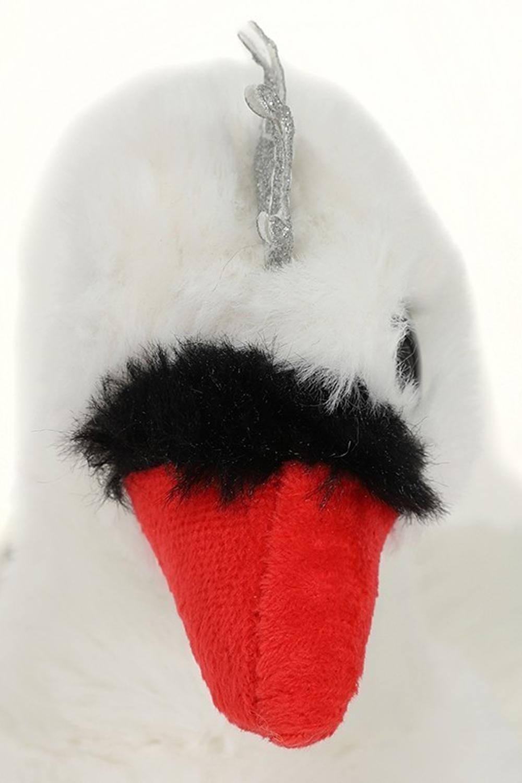 miniatura 9 - Nifty Bambini 3D Novità Swan Pantofole Bambina Peluche Morbido Bird Bootie Indoor Calzature
