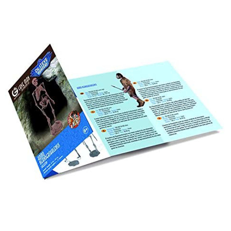Dr-Steve-Hunters-Kids-Children-Jurassic-Eggs-Or-Excavation-Dinosaur-Caveman-Kits thumbnail 23