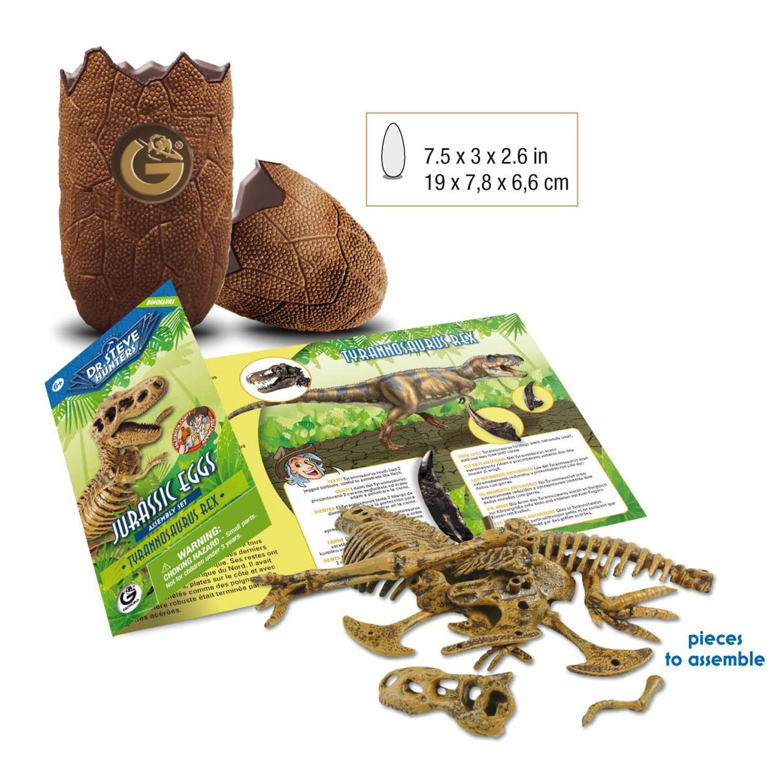 Dr-Steve-Hunters-Kids-Children-Jurassic-Eggs-Or-Excavation-Dinosaur-Caveman-Kits thumbnail 11